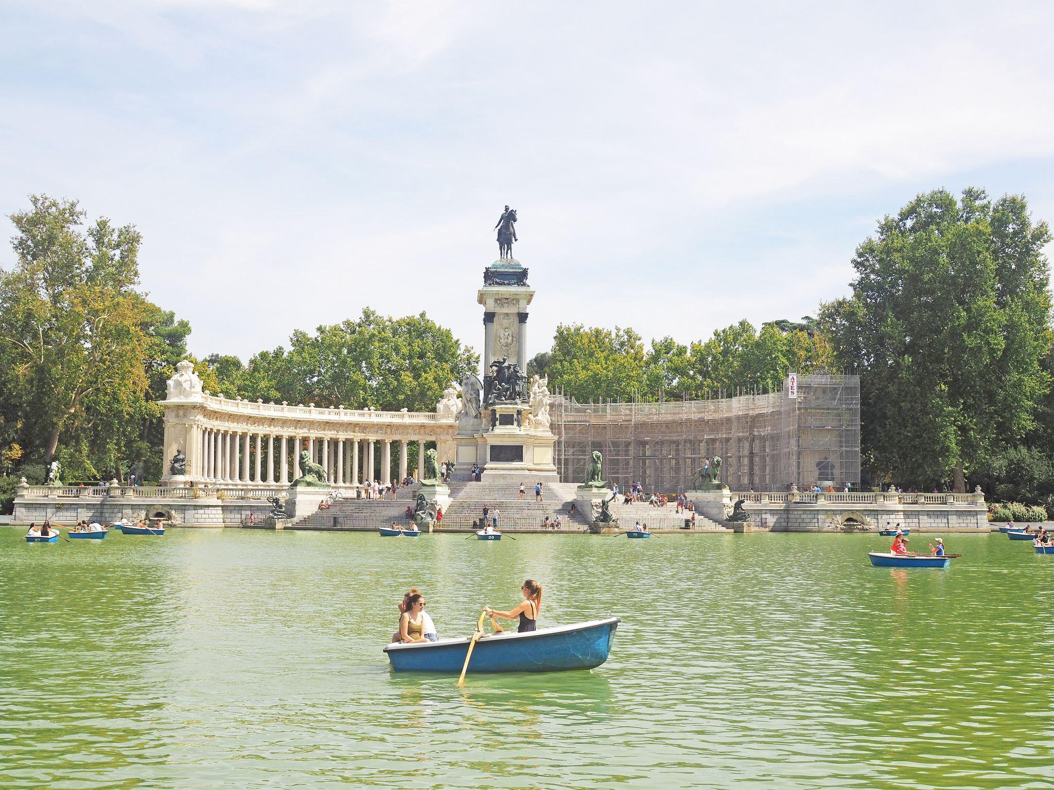 Capital of Spain, Madrid