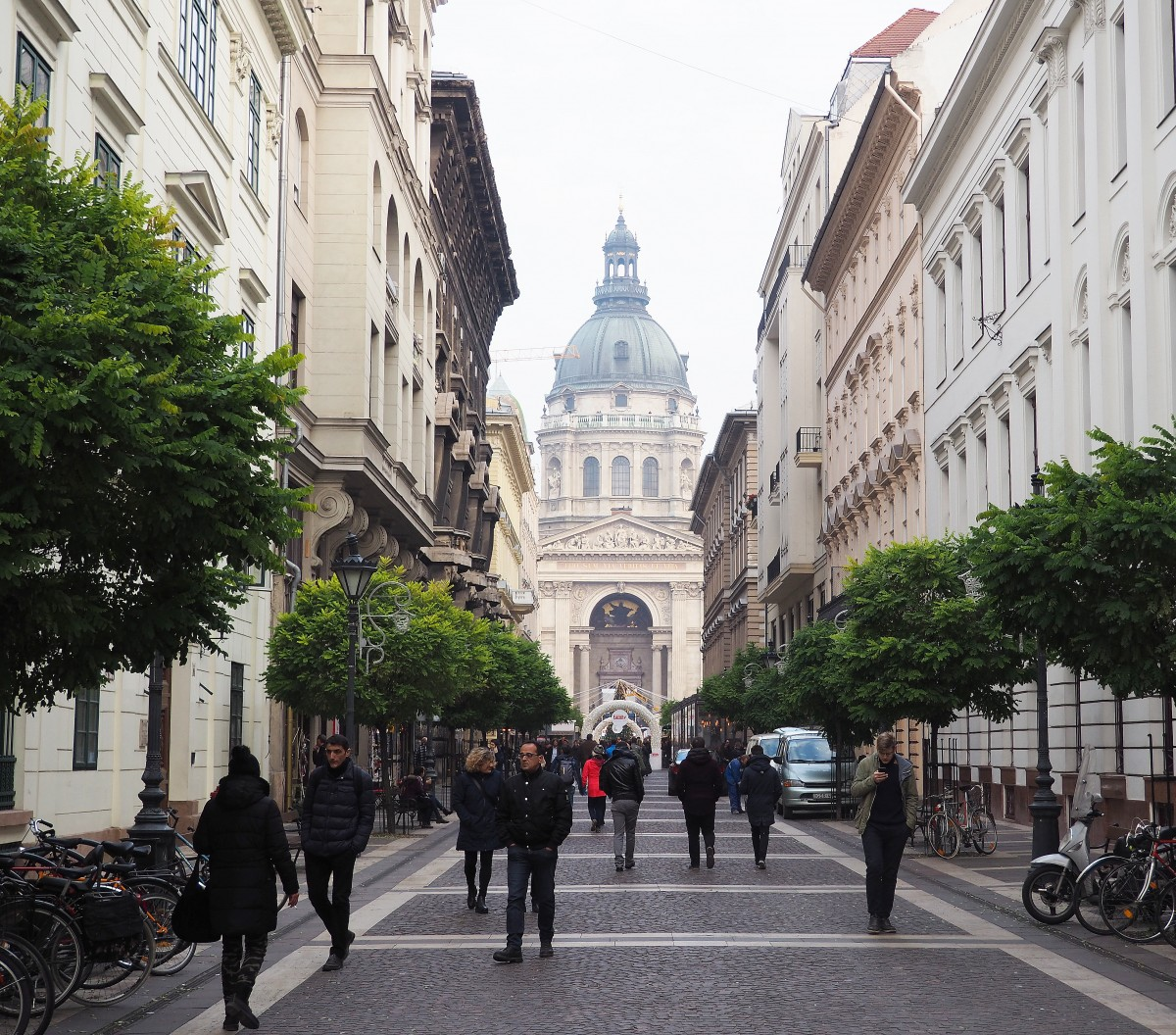 Capital of Hungary, Budapest