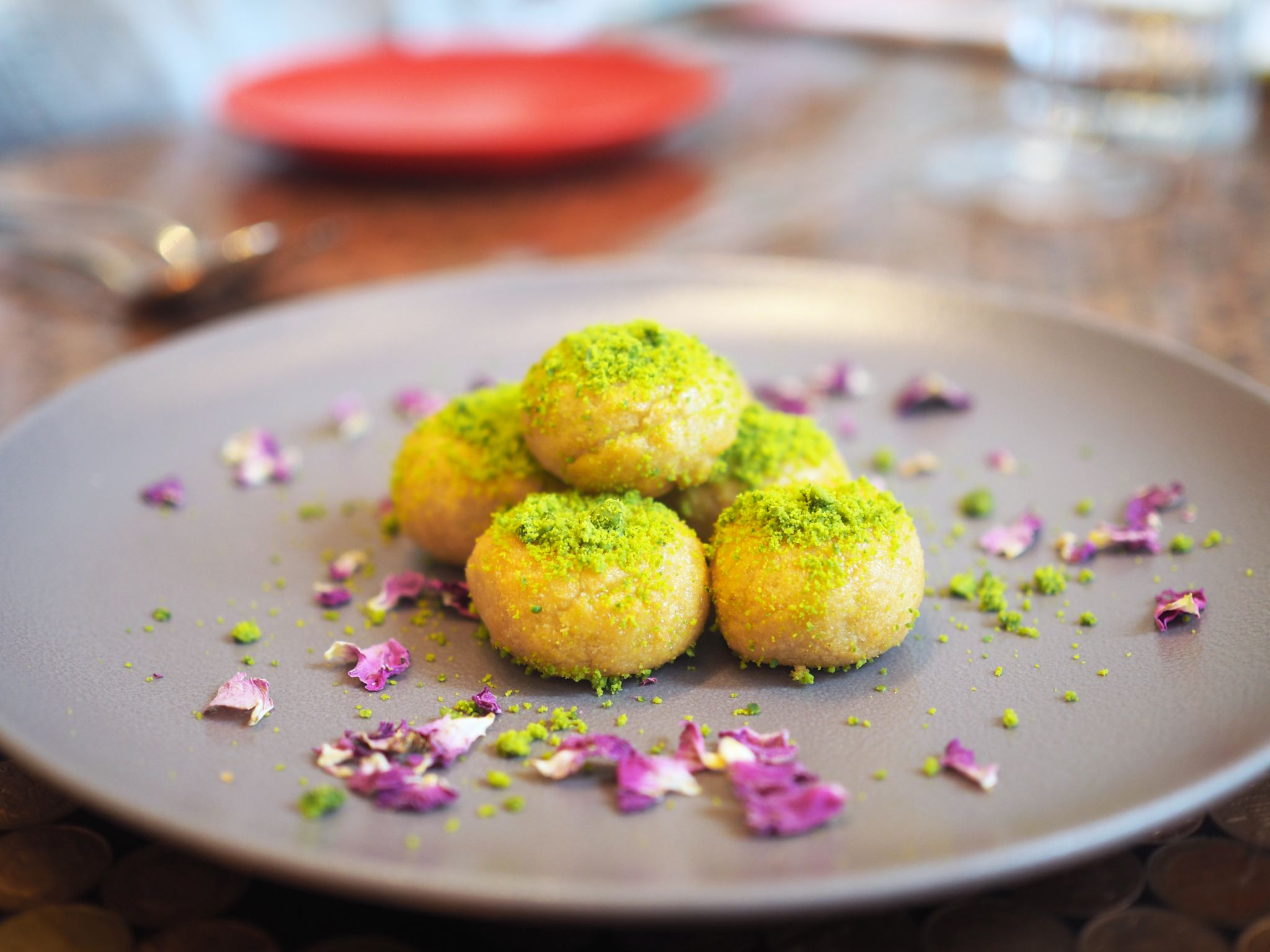 Vegan Menu By Ravinder Bhoghal - W London