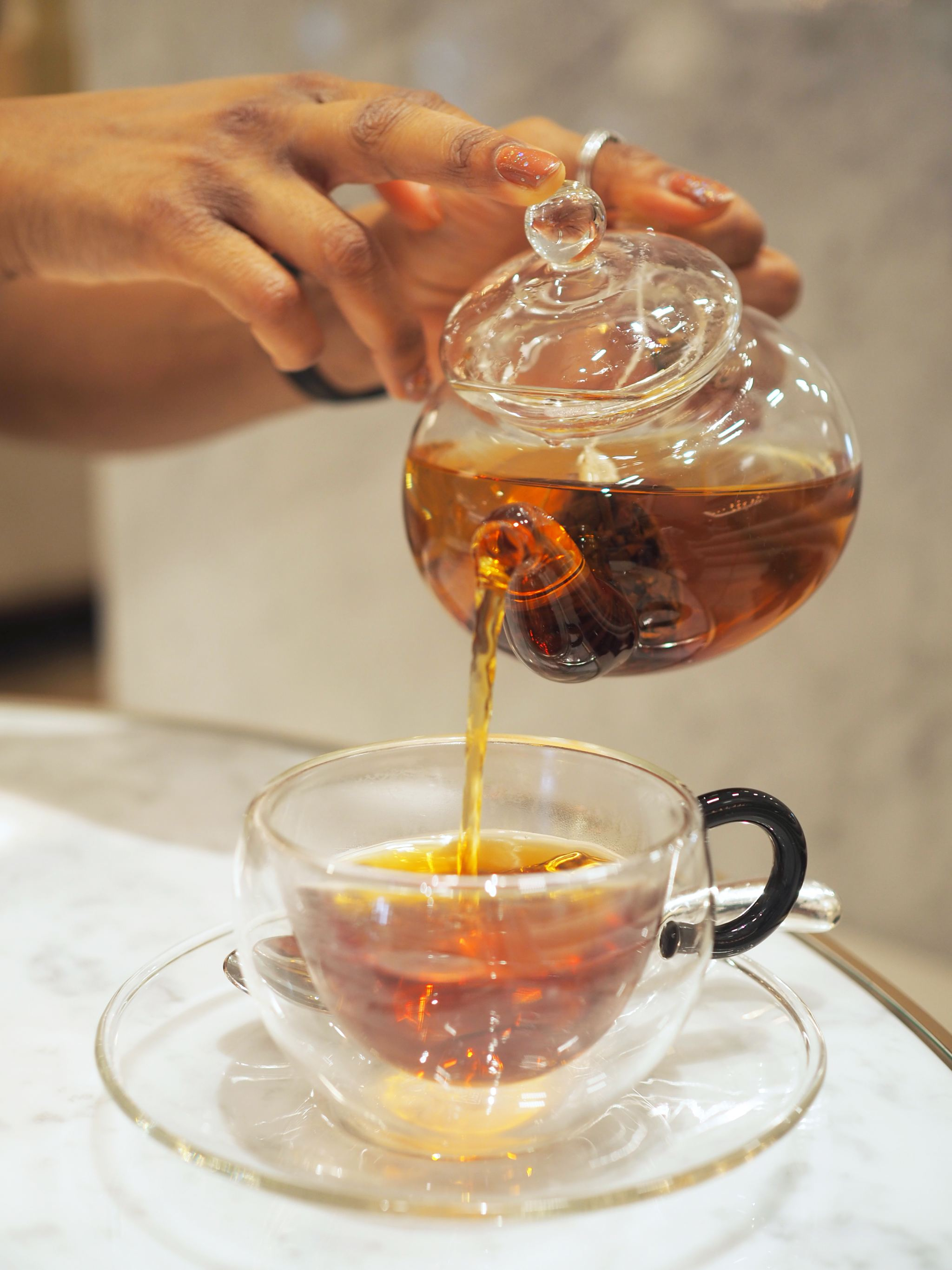Royal Lancaster Hotel Afternoon Tea