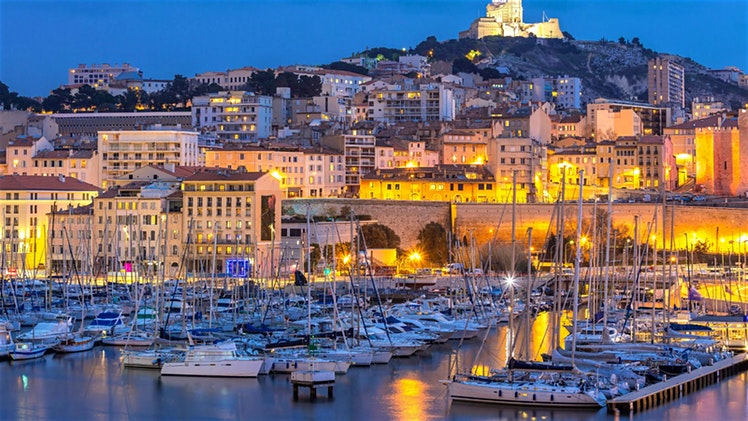 Destinations to visit in France