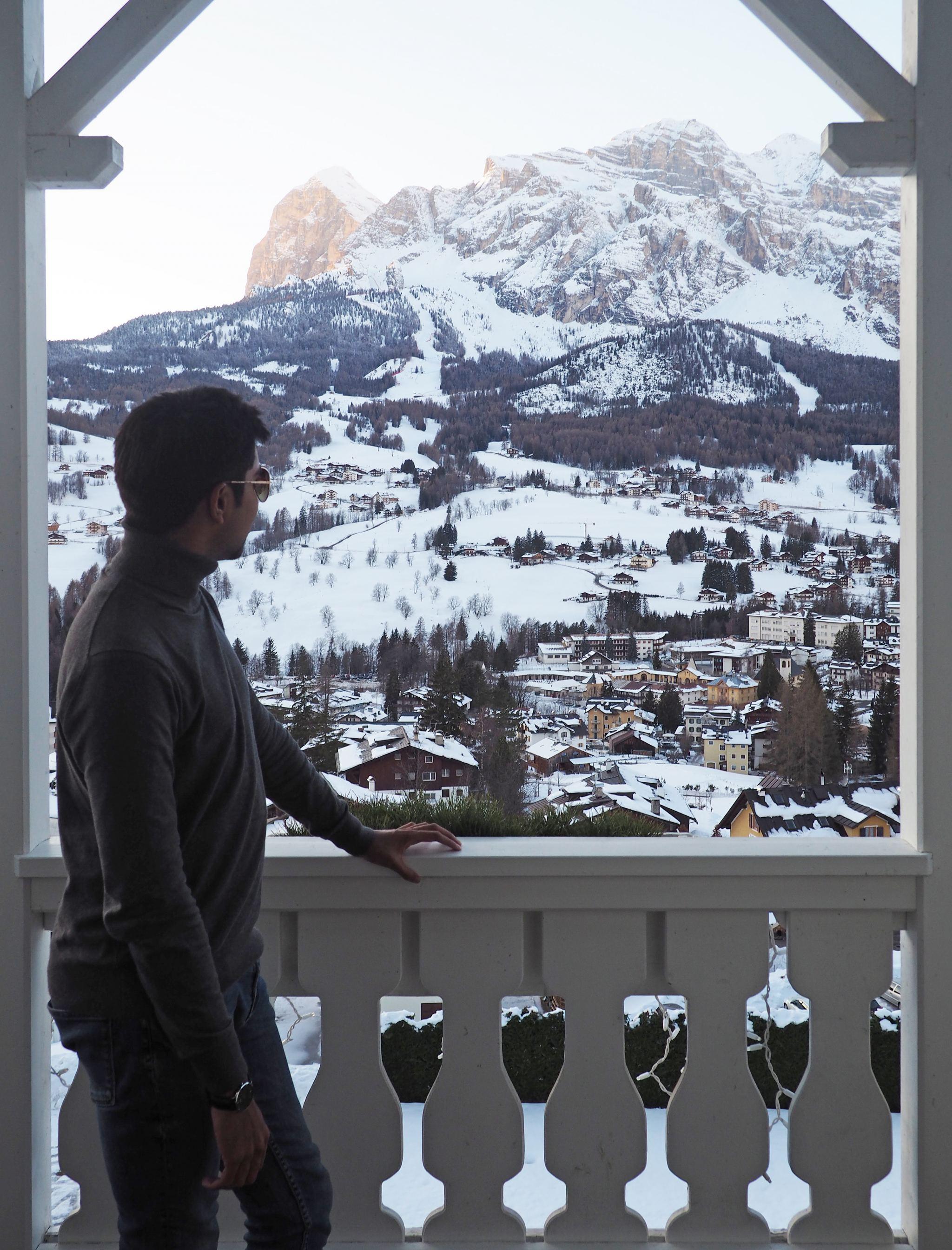 Luxury Travel: Cristallo Hotel, Cortina