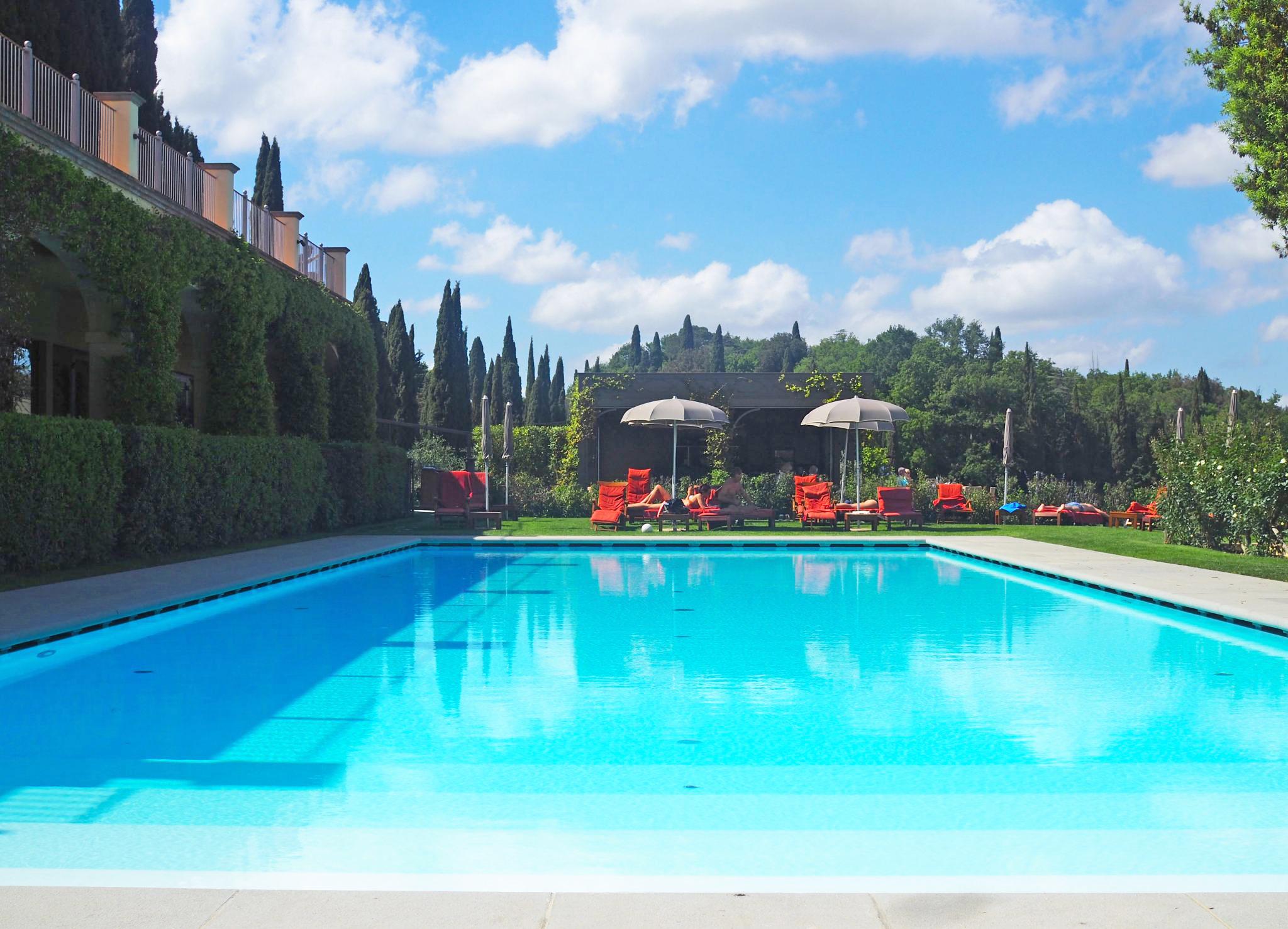Luxury Travel: Castello Del Nero, Tuscany