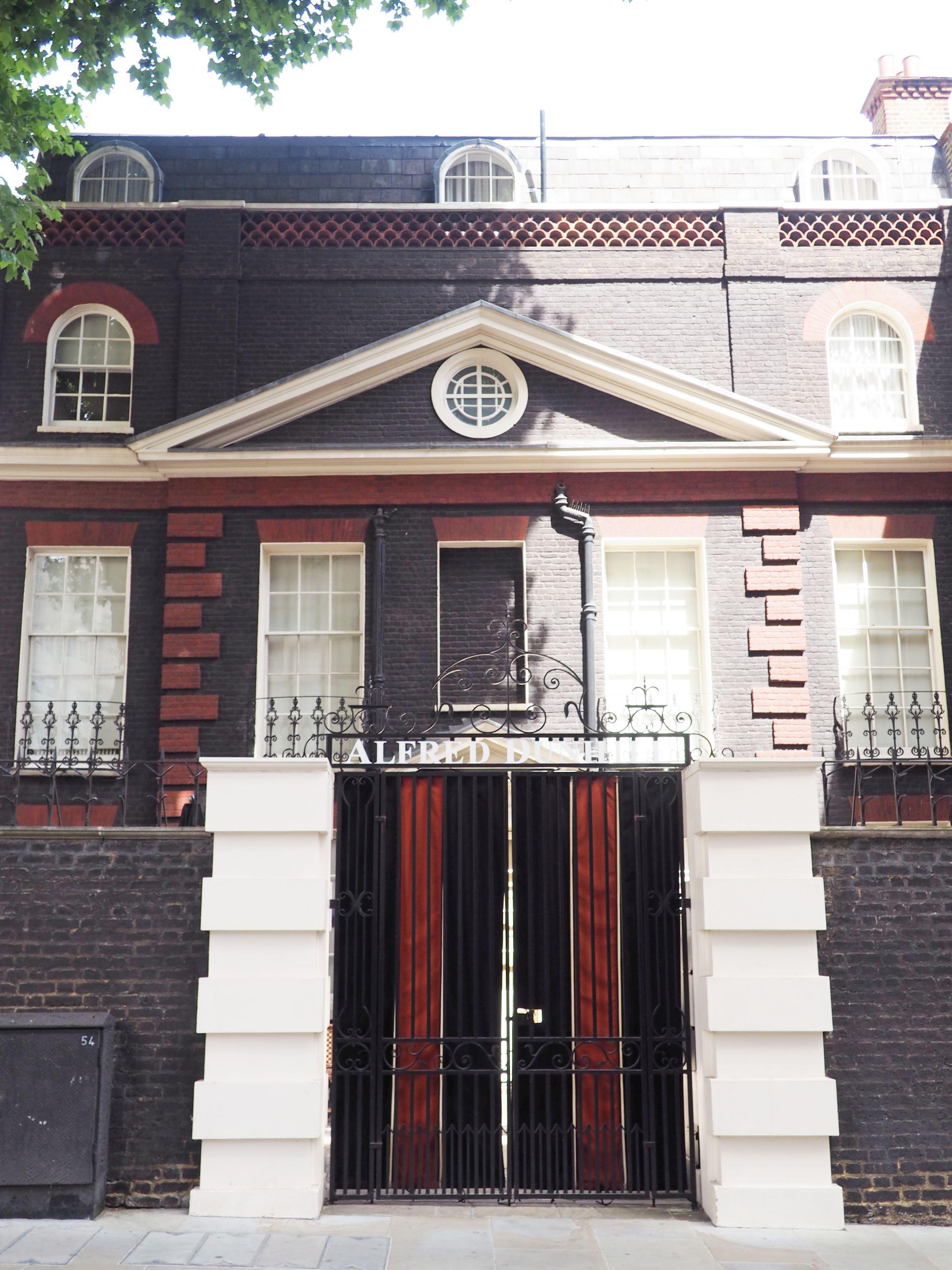 Mayfair: Bourdon House