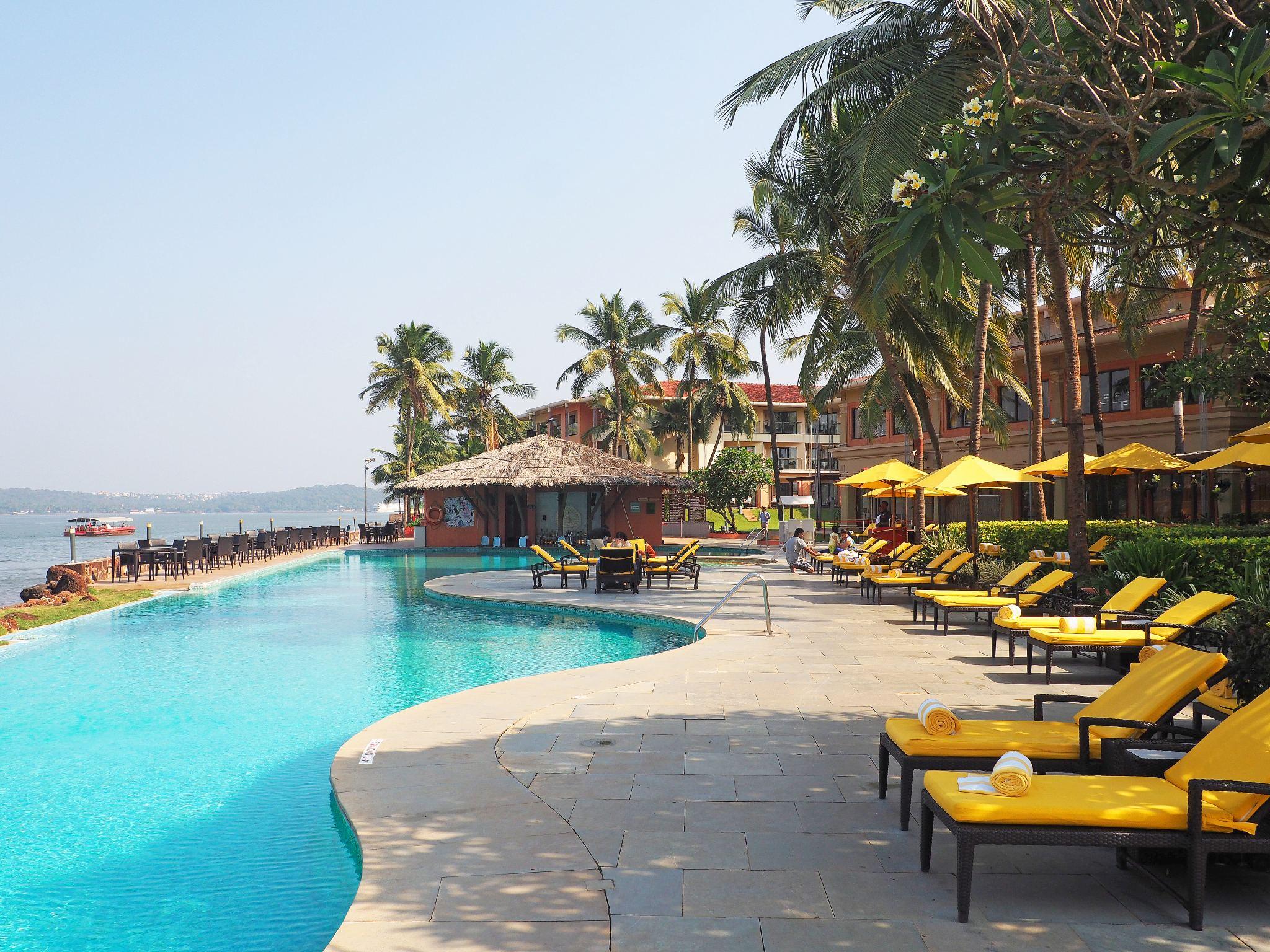 Luxury Travel: Marriott, Goa