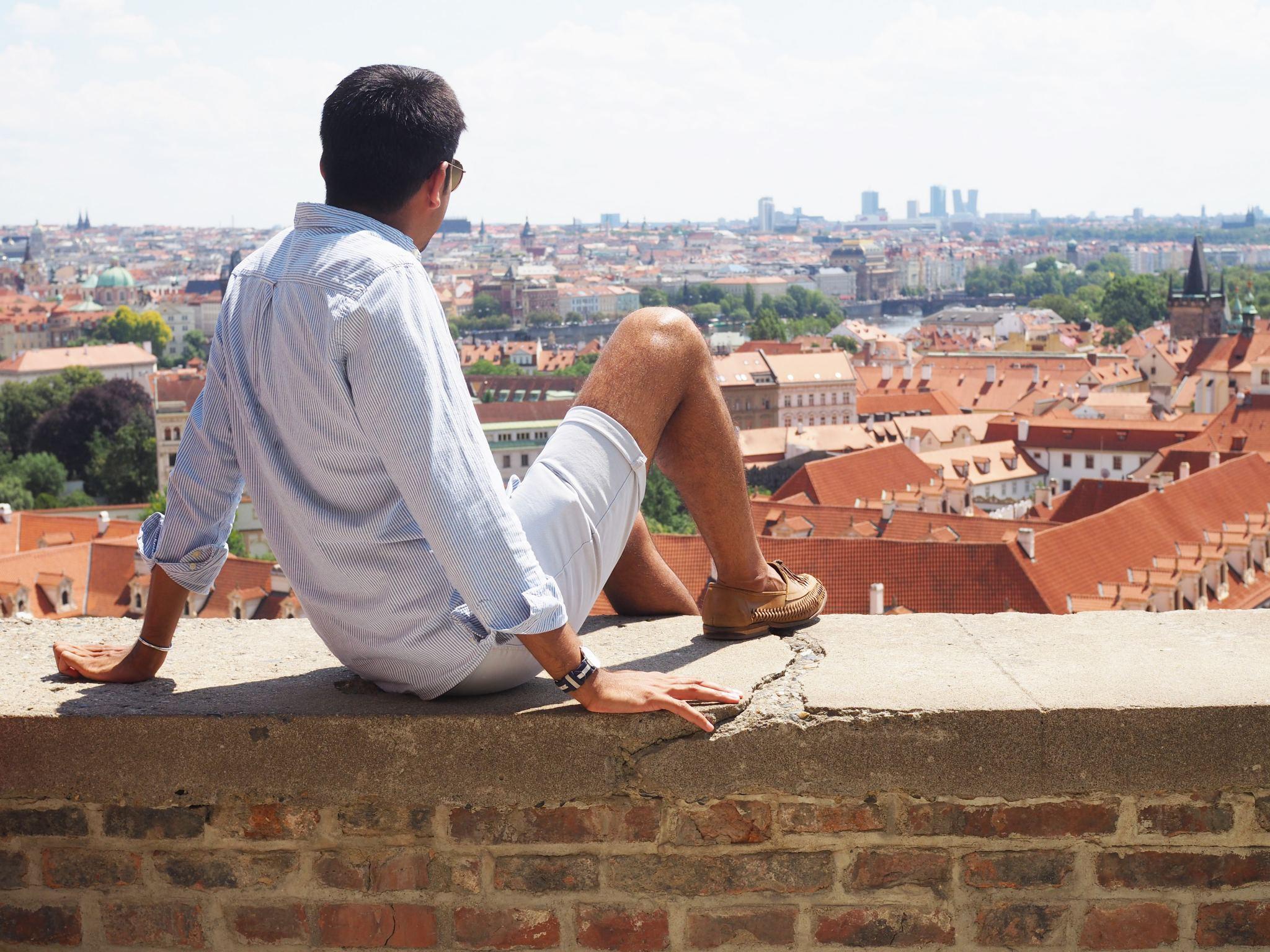 Viewpoint: Prague Castle