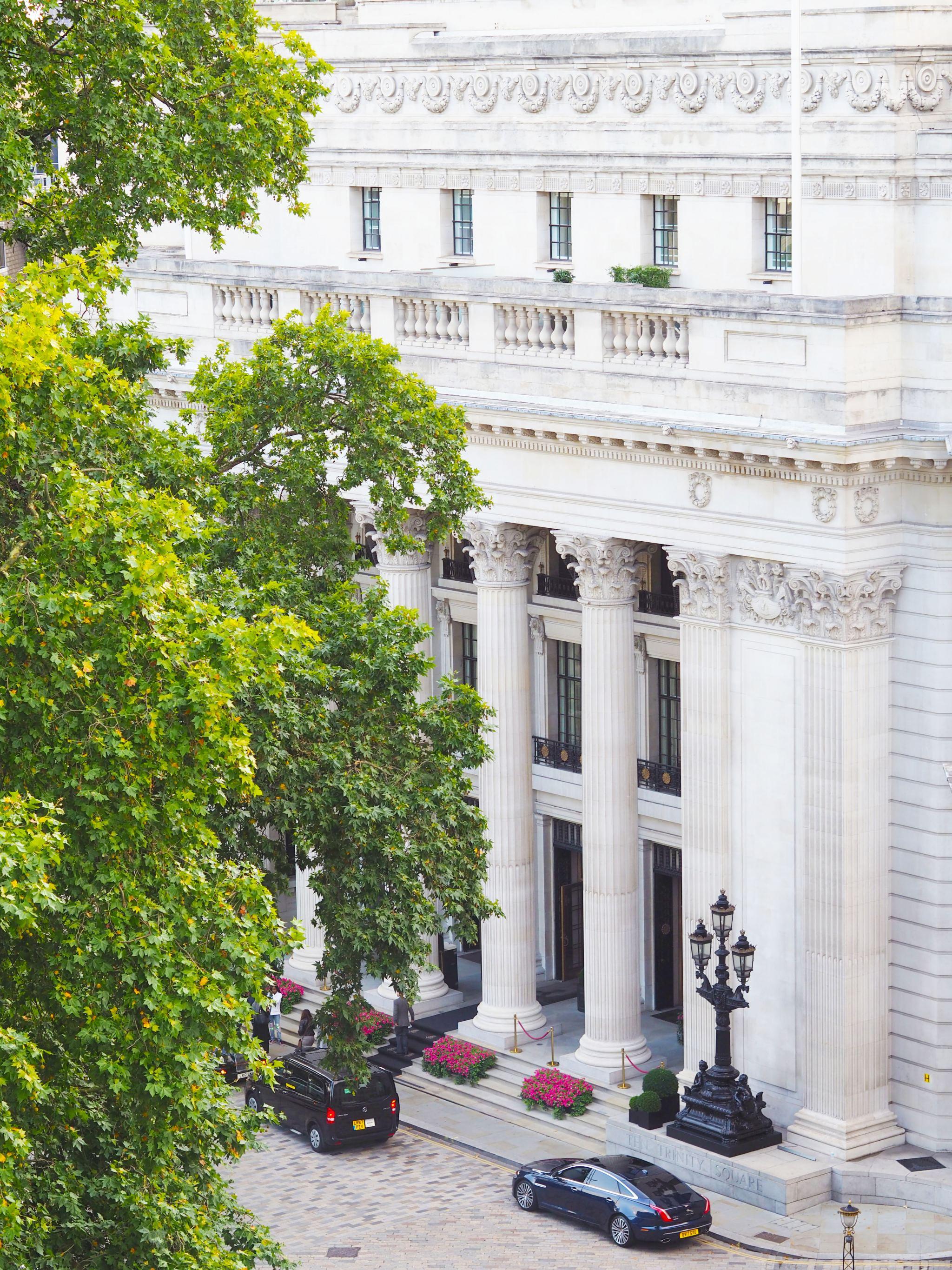 London: Four Seasons Ten Trinity Square
