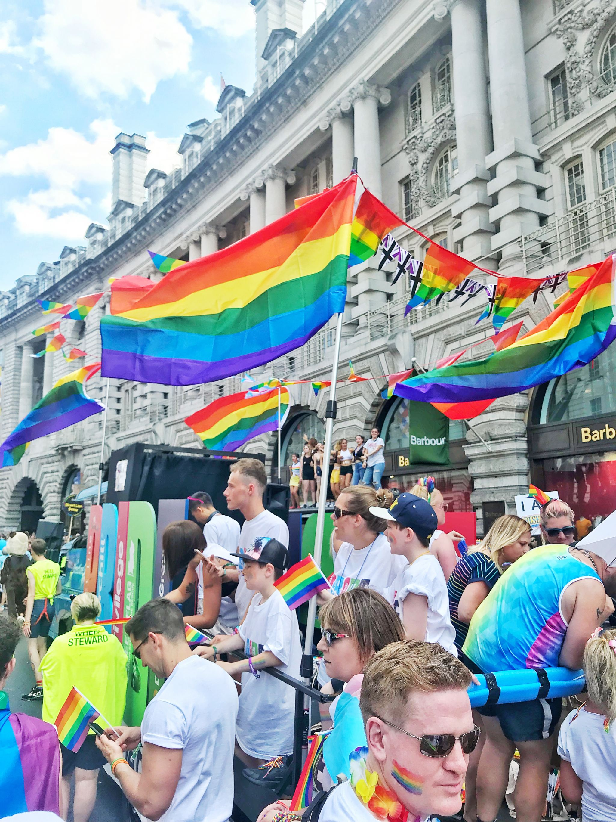 London: Pride Parade
