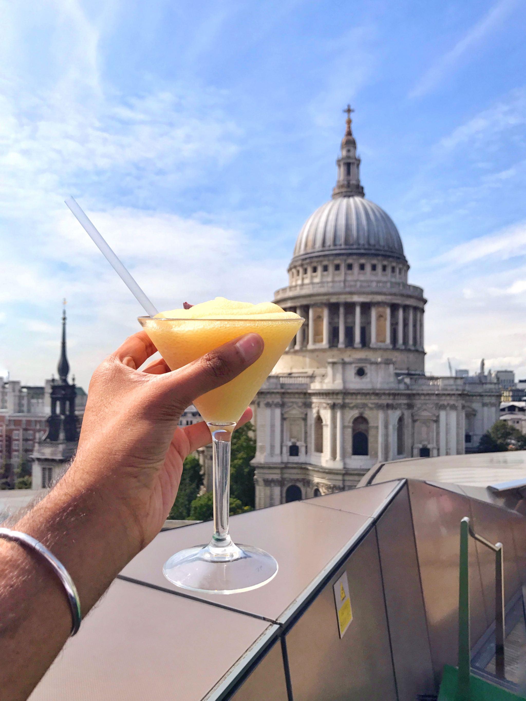 London: Madison Rooftop Bar