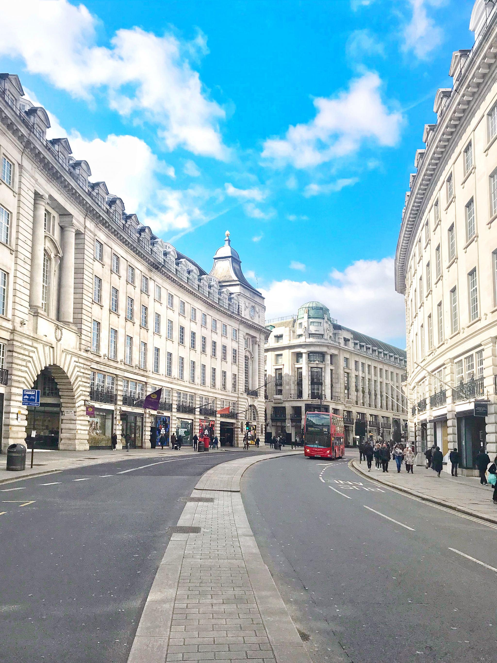 London: Regent Street