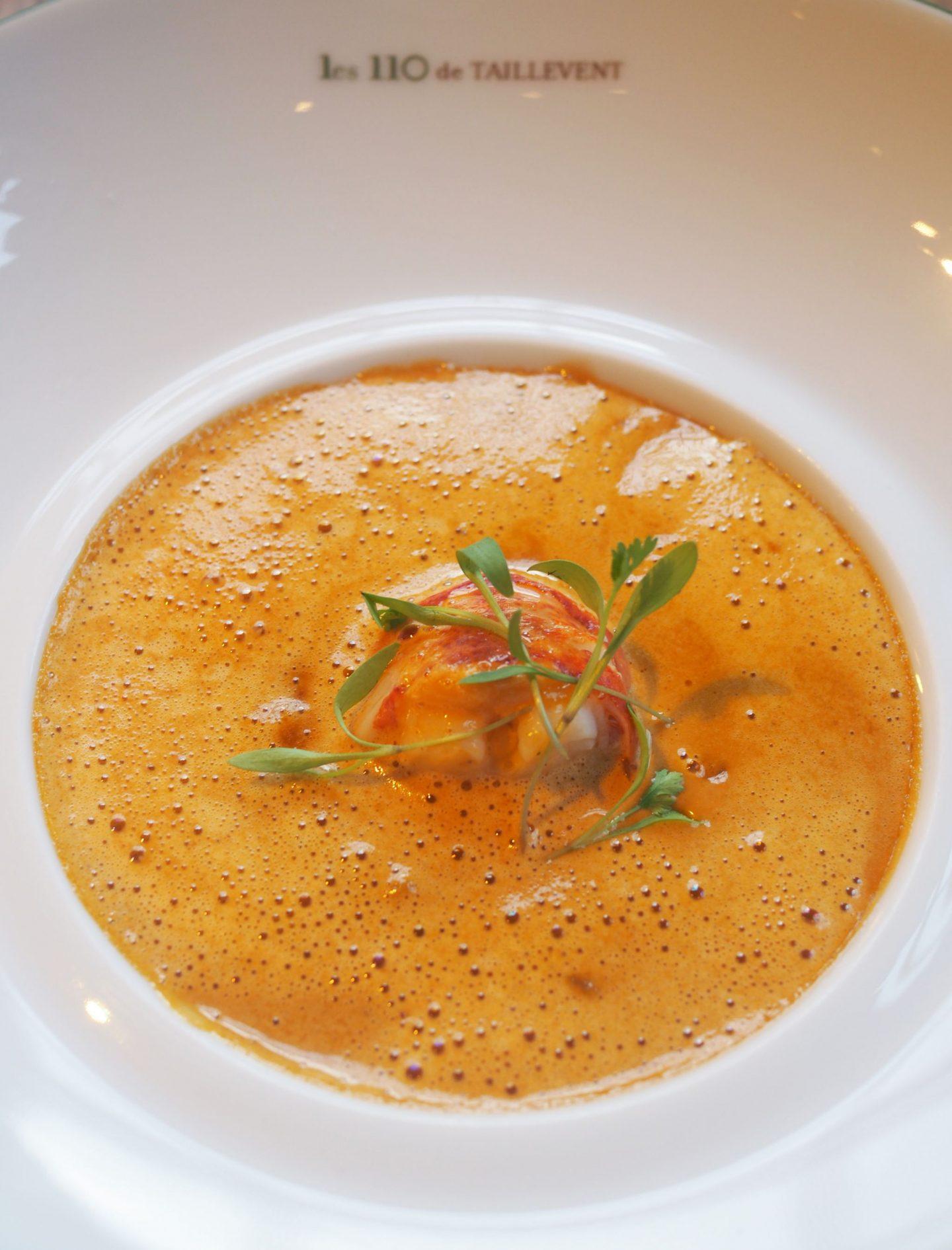 London Restaurant: Les 110 de Taillevent