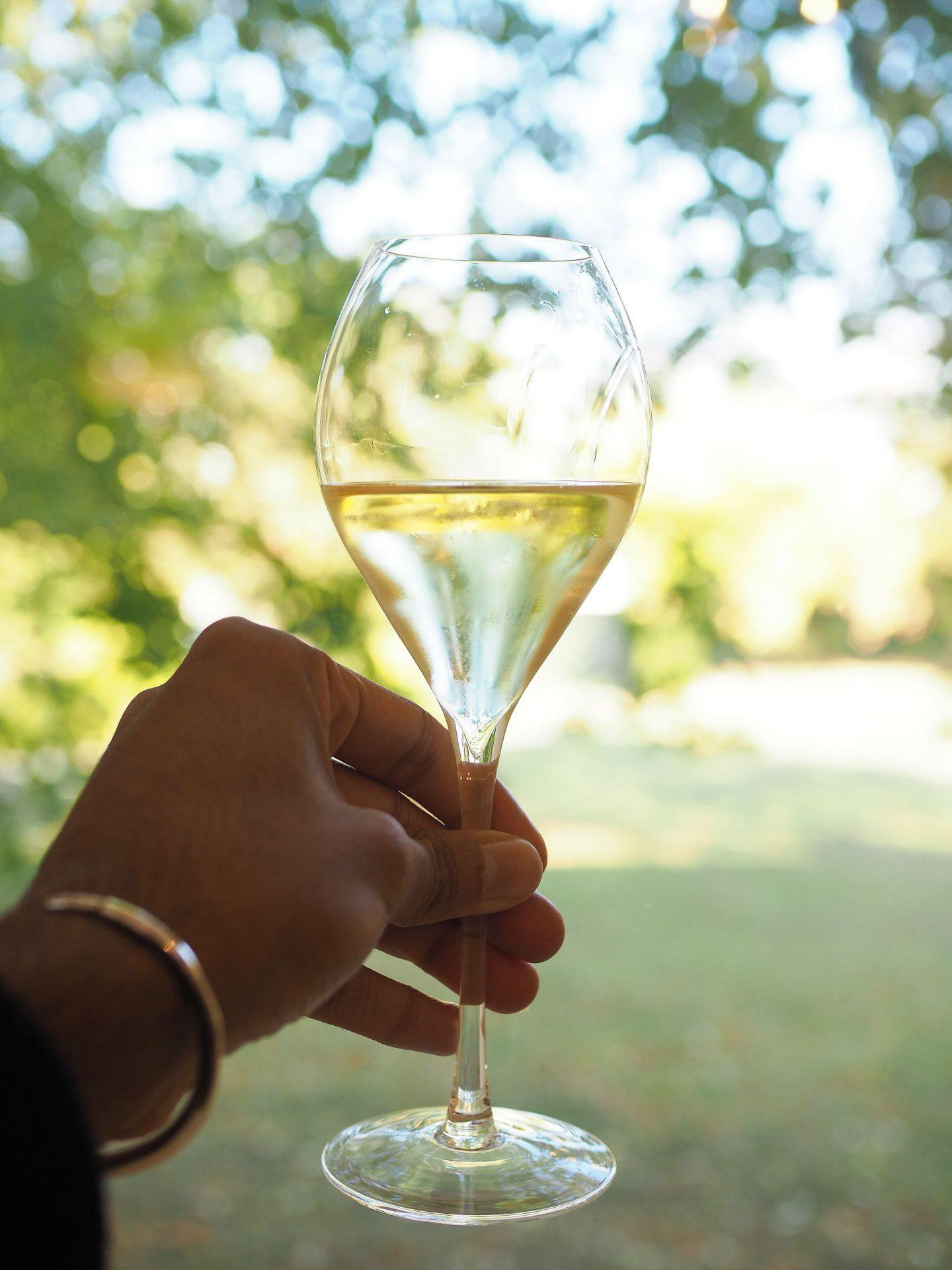 Champagne Taittinger Blanc de Blancs