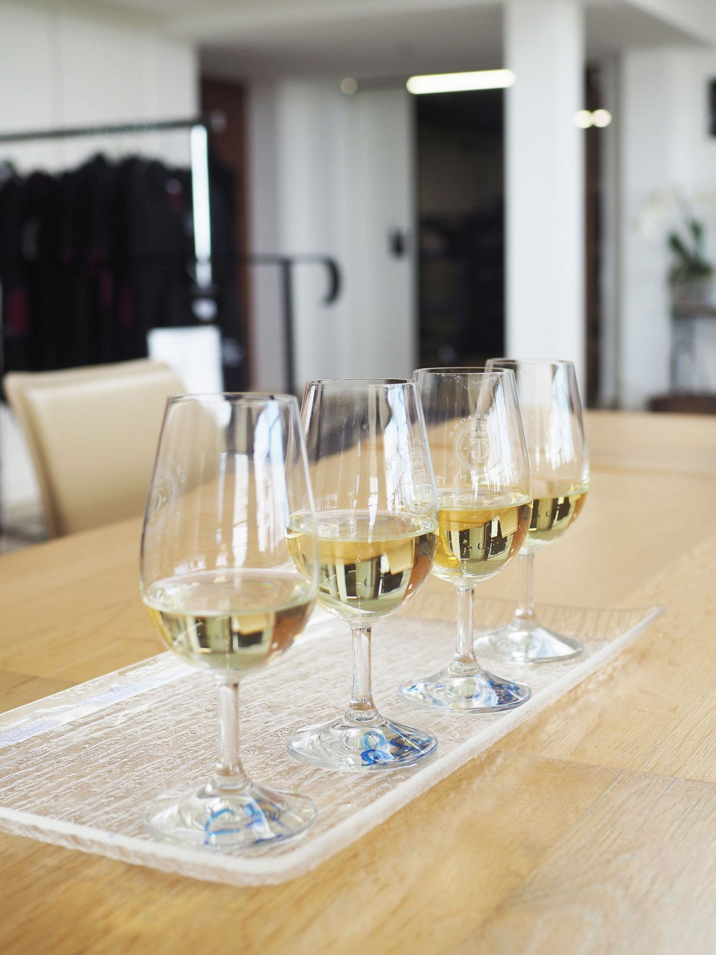Champagne Tribaut Tasting