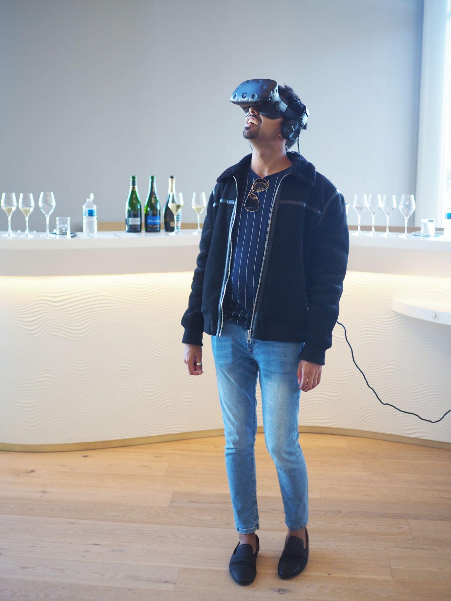Nicolas Feuillatte VR Experience