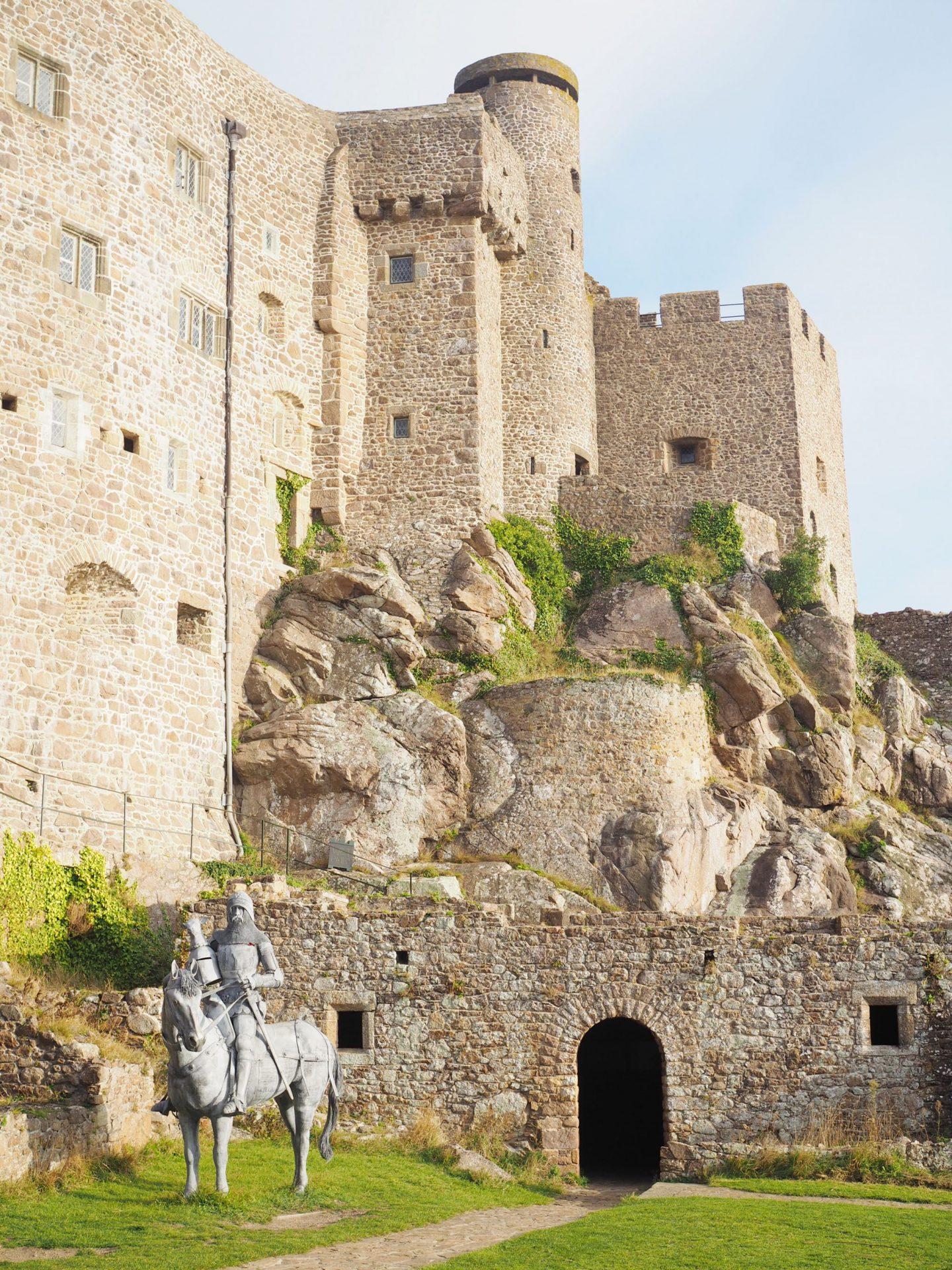Jersey: Mont Orgueil