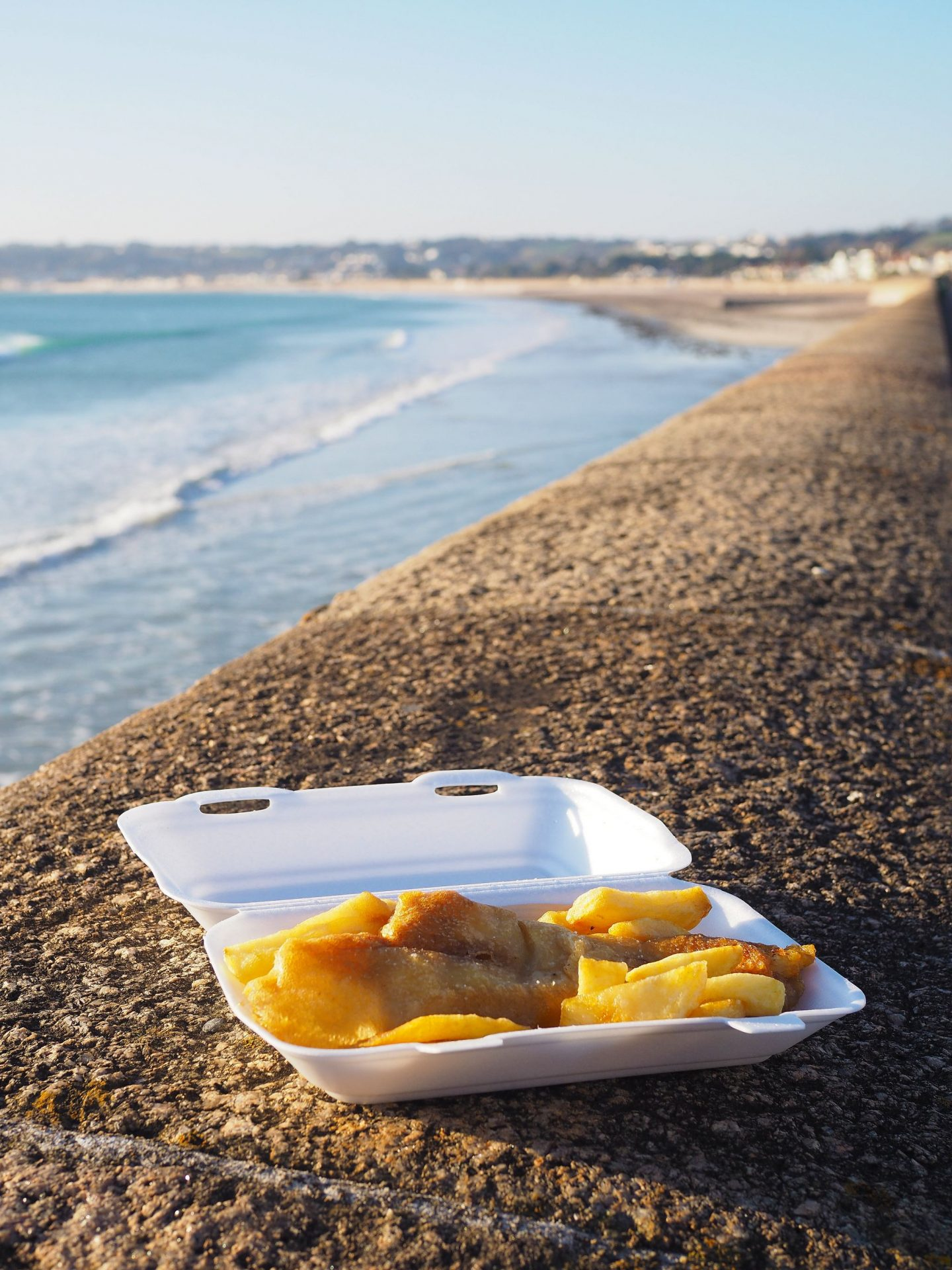 Jersey: Hectors Fish & Chips