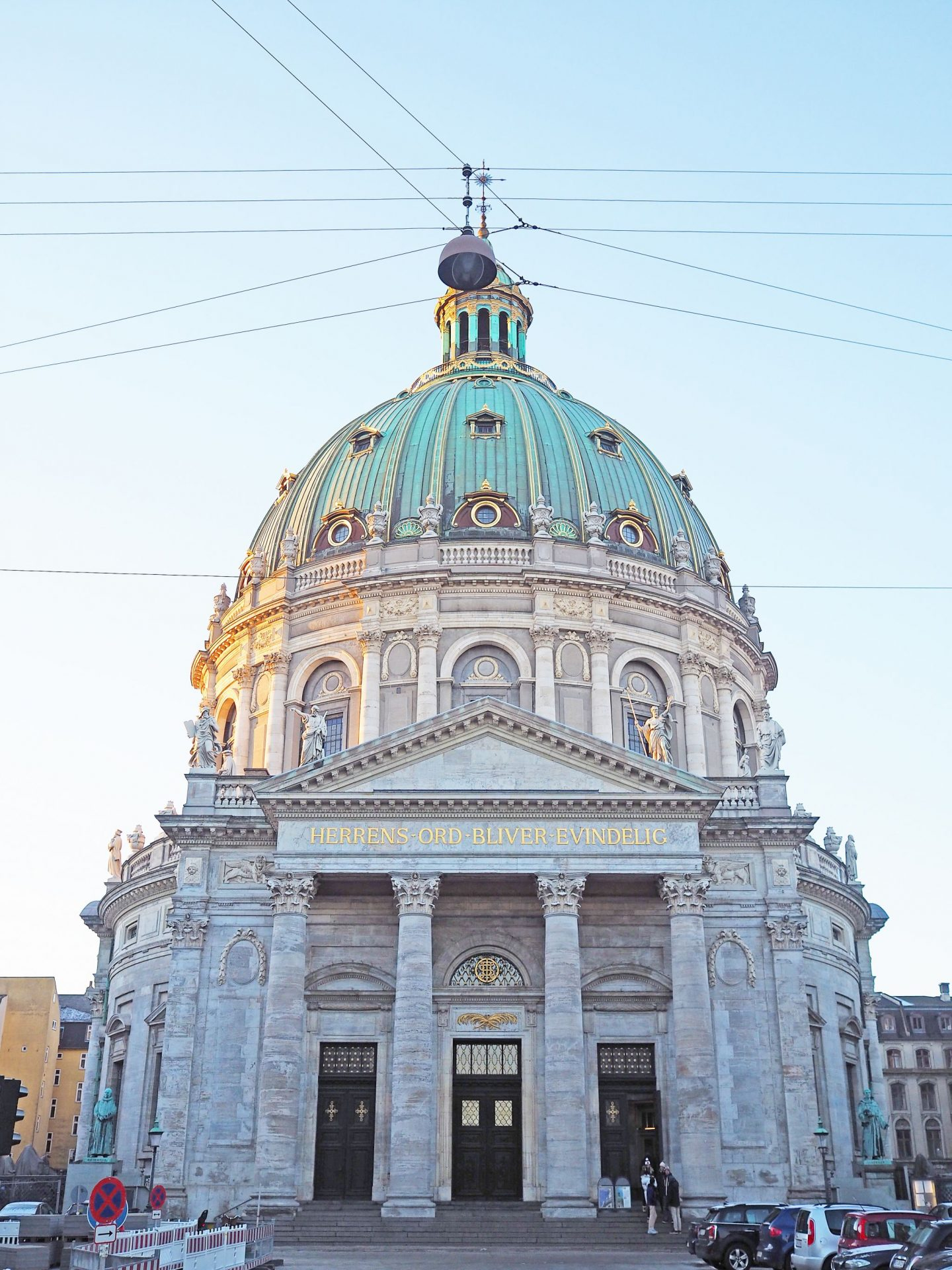 Marble Church, Copenhagen