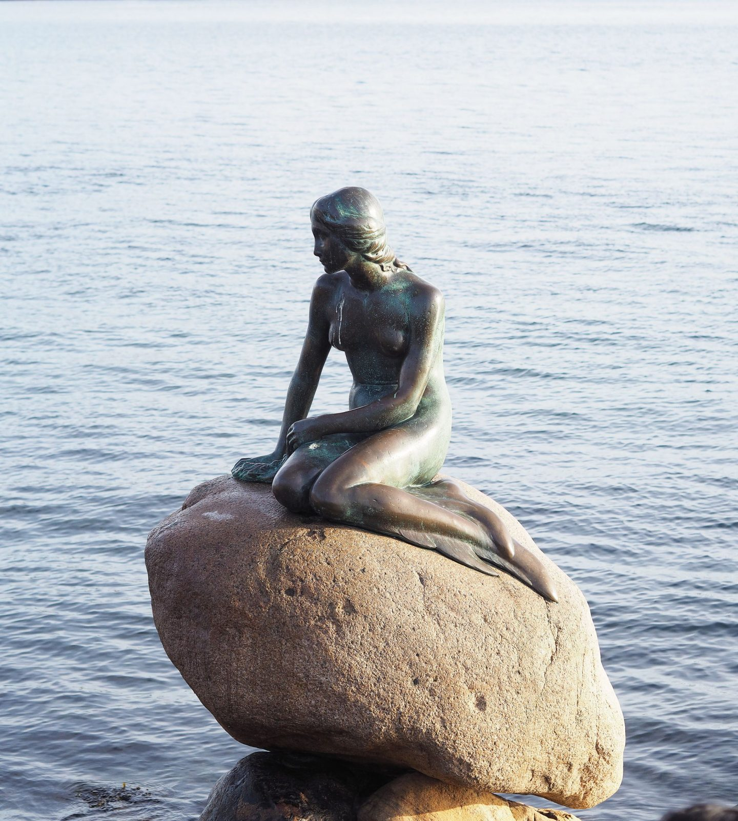 Danish Little Mermaid, Copenhagen