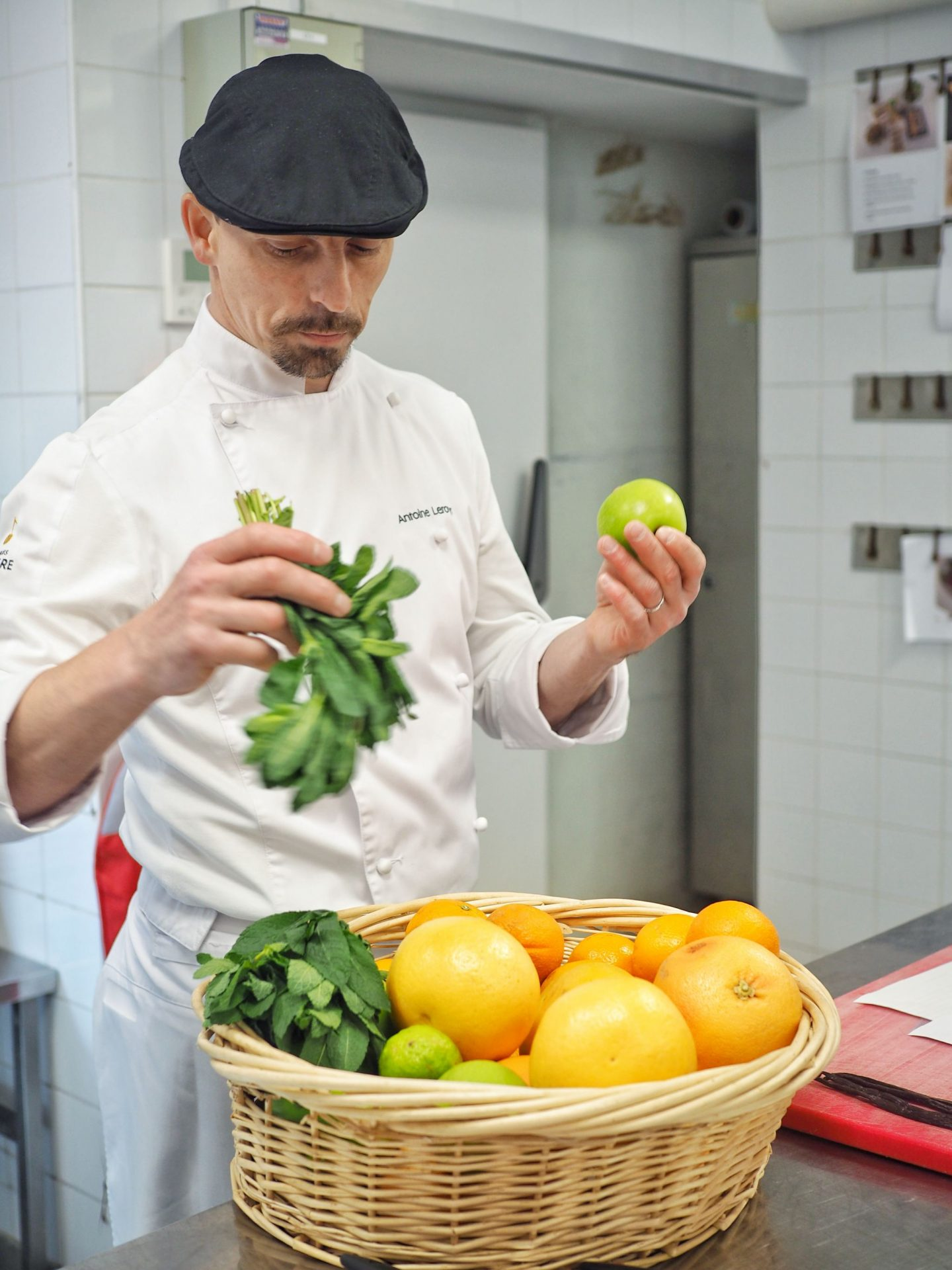 Hotel Barrière Le Majestic Cookery Class