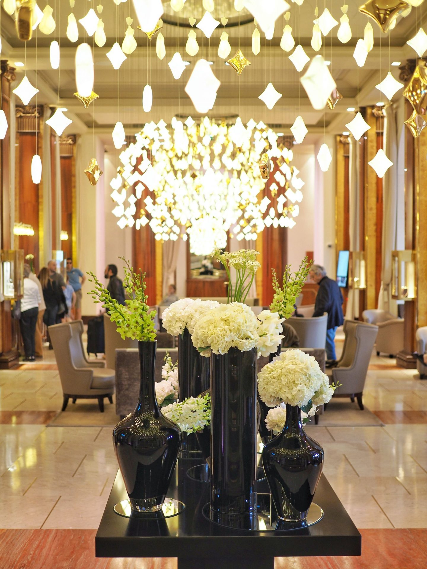 Hotel Barrière Le Majestic Cannes Lobby
