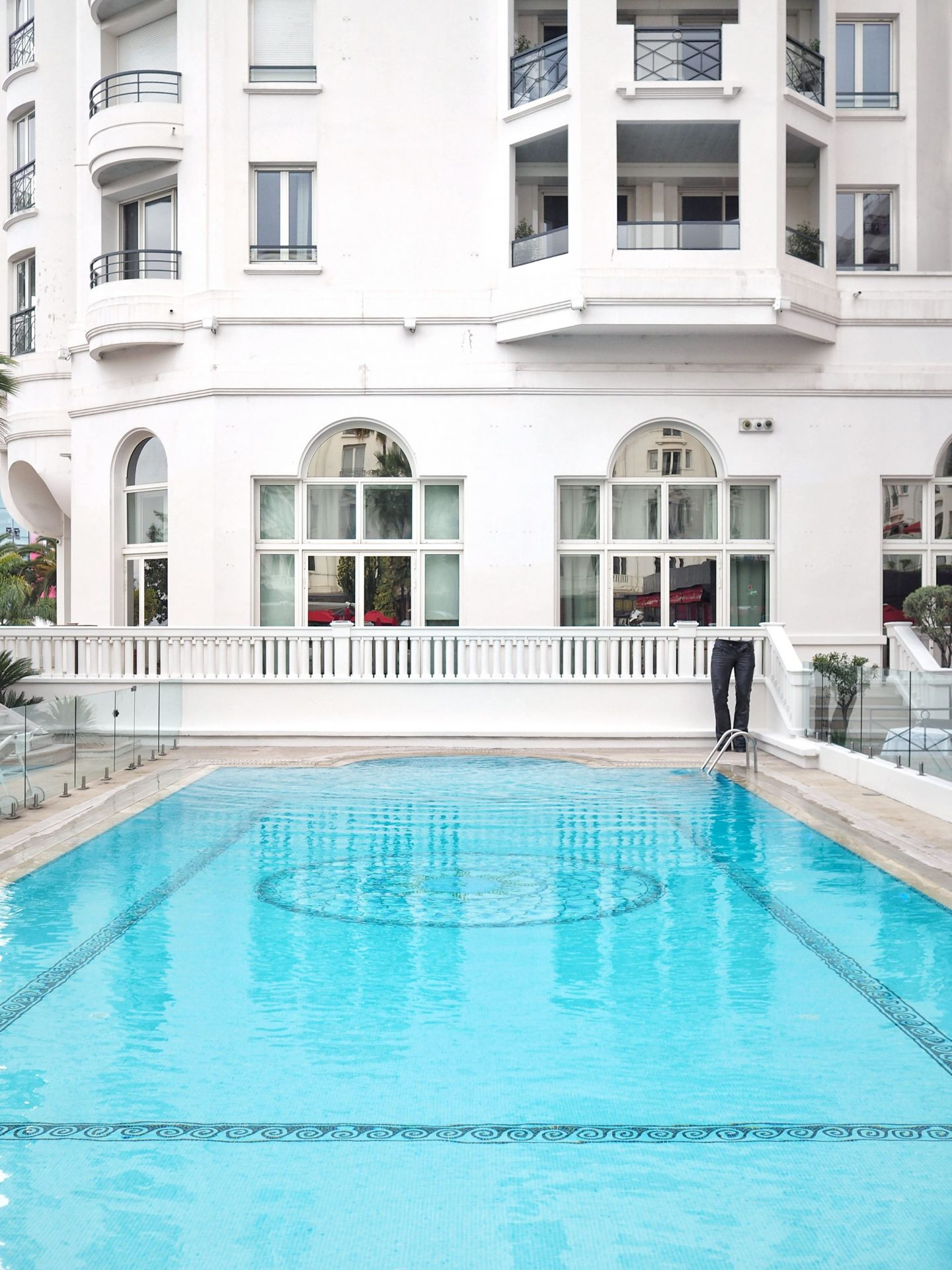 Le Majestic Cannes Outdoor Pool