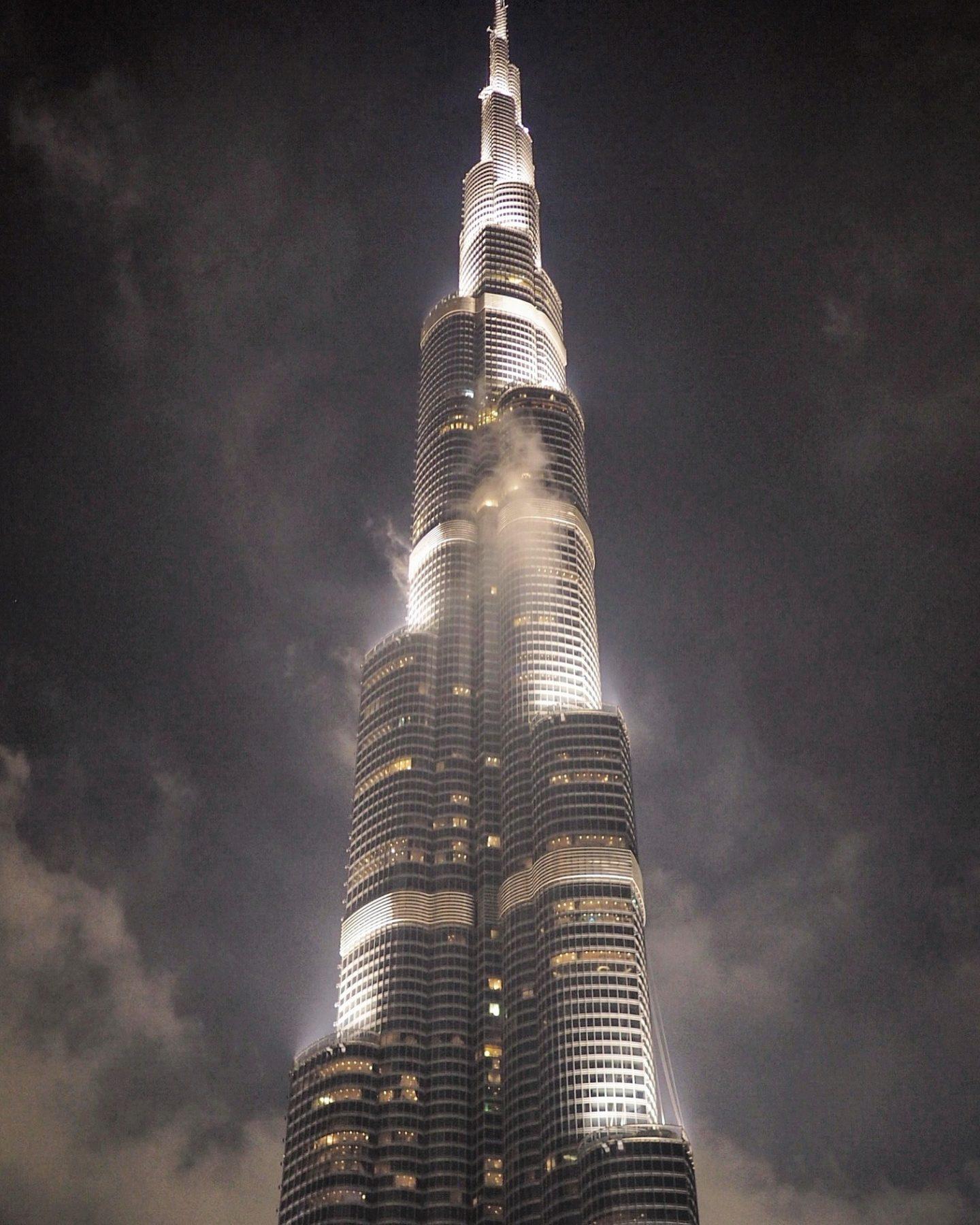 Burj Khalifa, Dubai Landmark