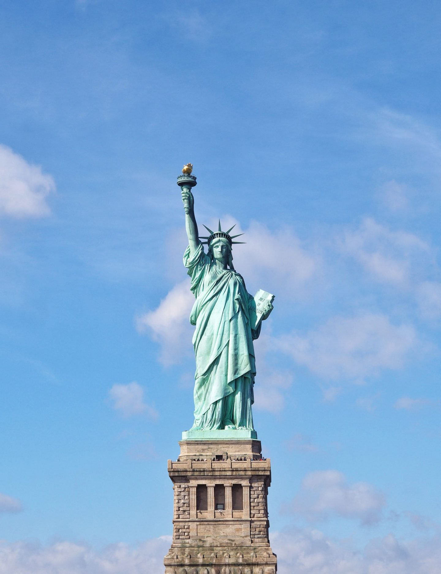 Statue of Liberty, NYC Landmark