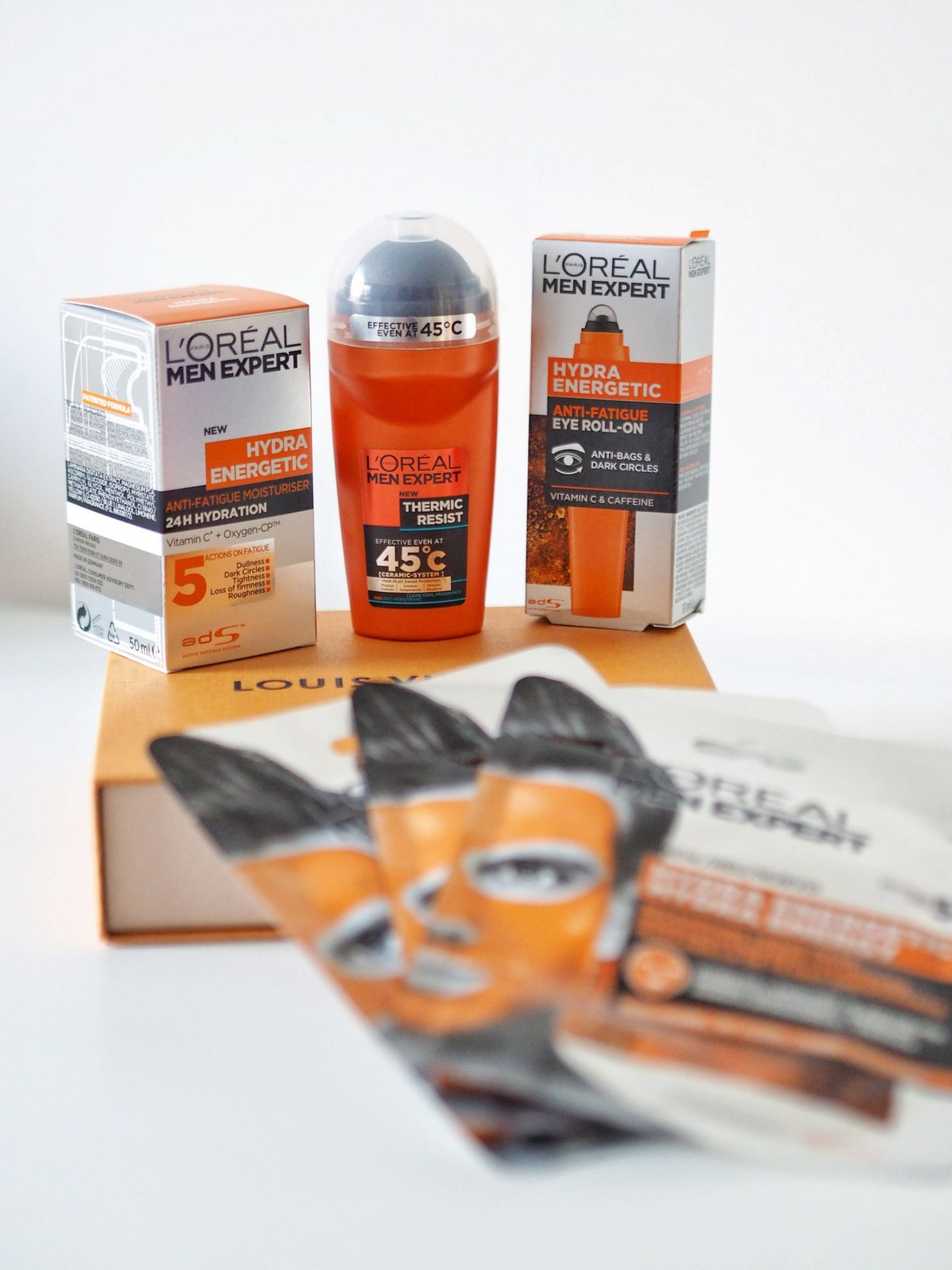 L'Oreal Men Expert Skincare for Fathers Day