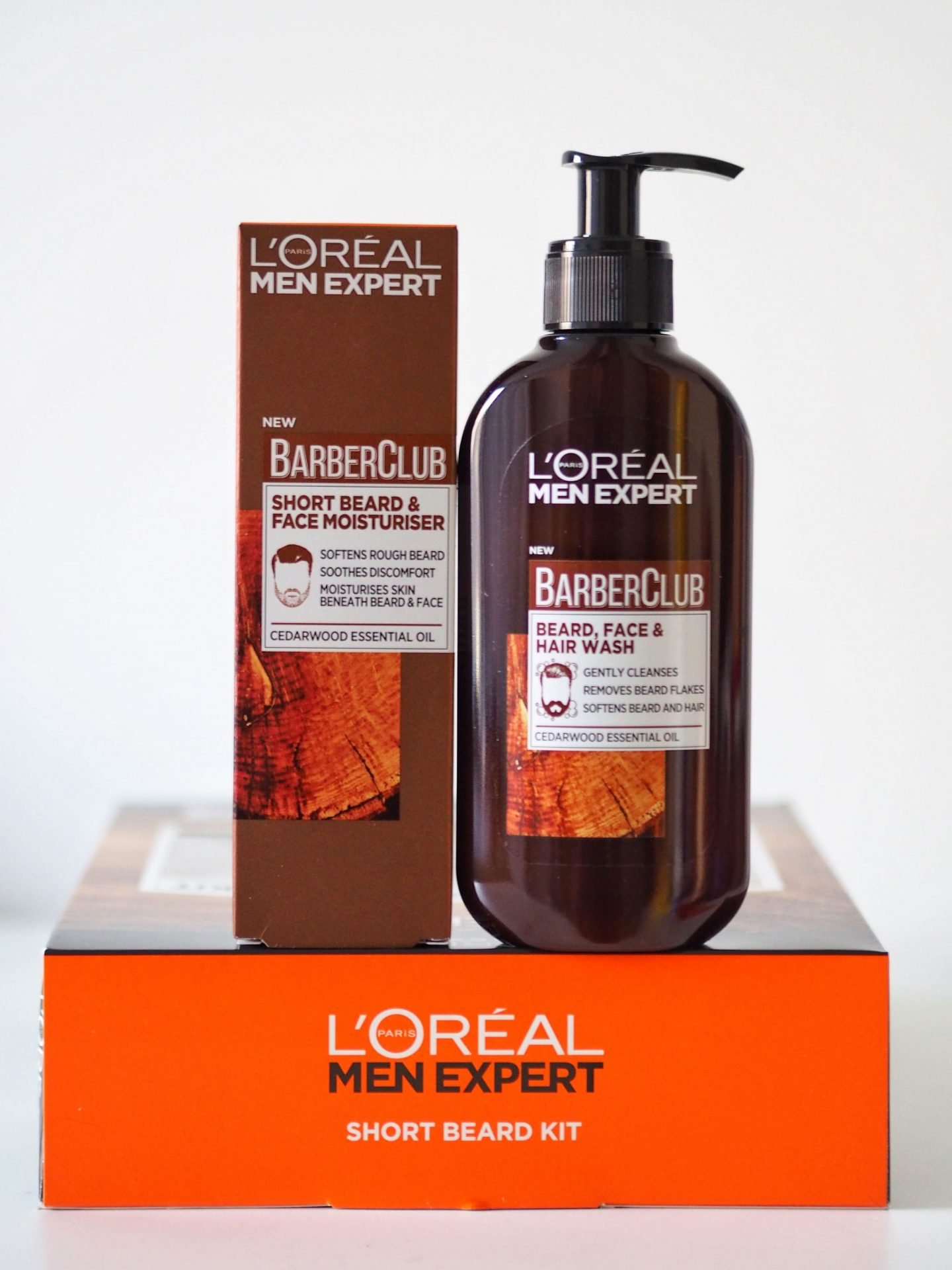 L'Oreal Men Expert Beardcare for Fathers Day