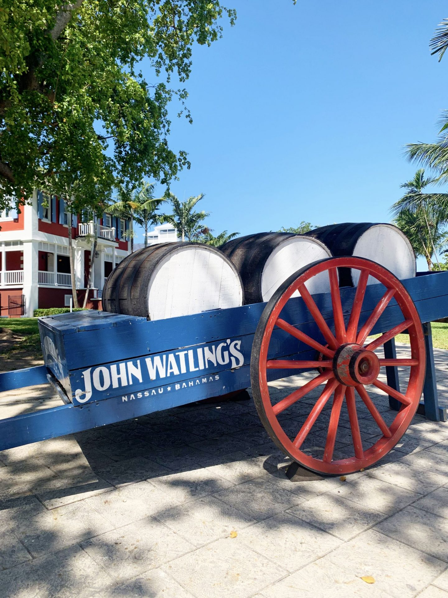 John Watlings Distillery, Nassau
