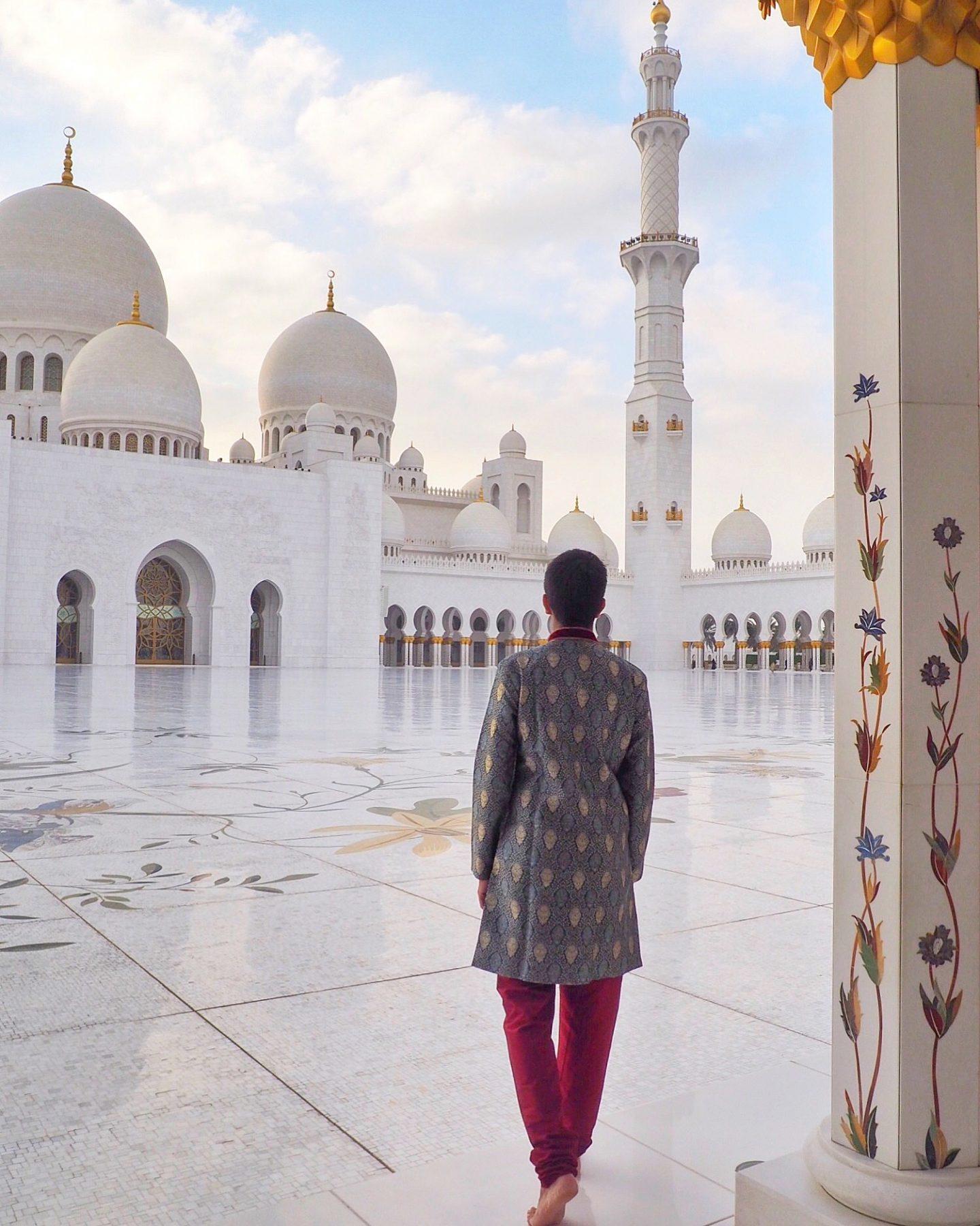 Travel: Abu Dhabi