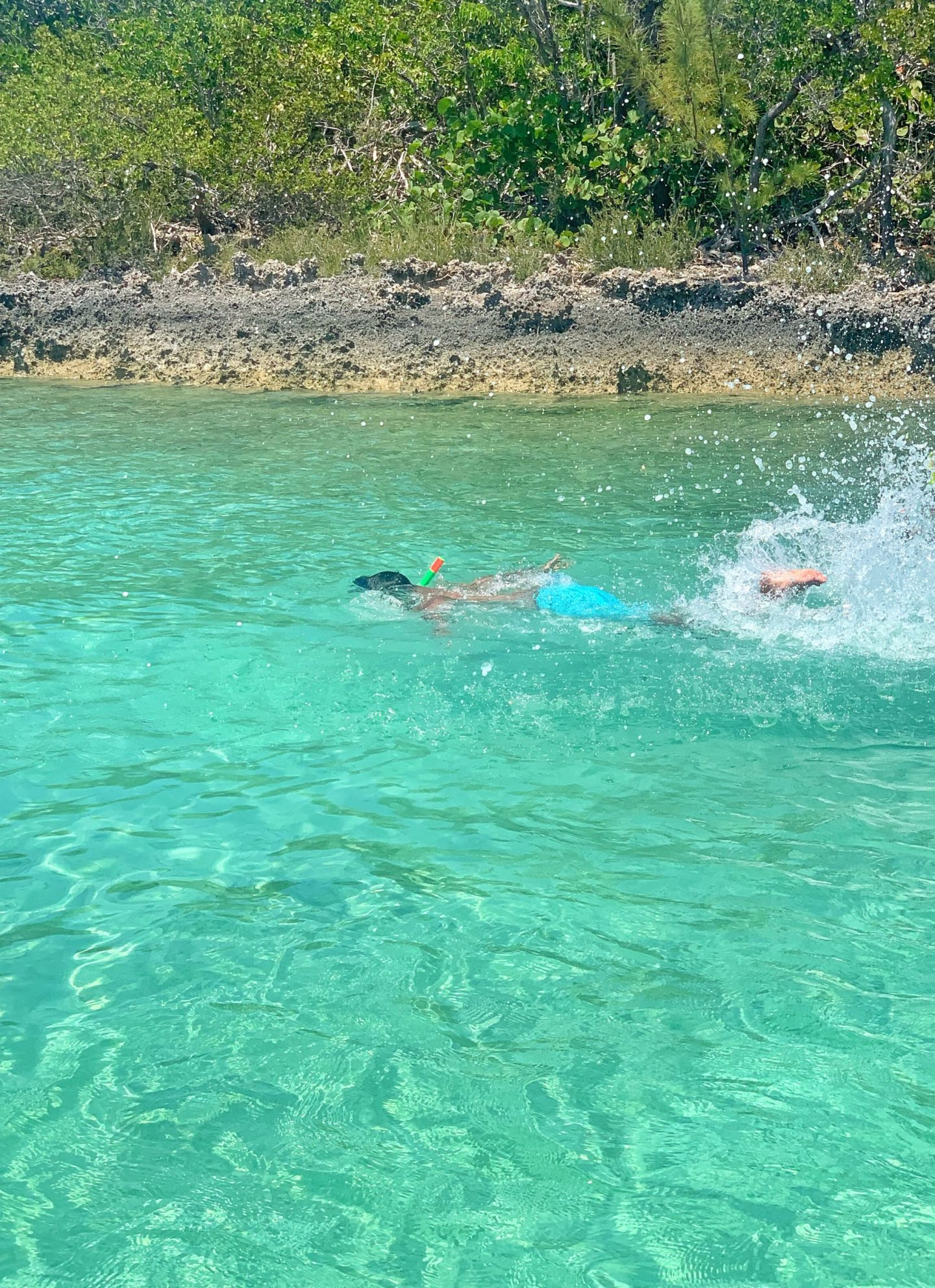 Snorkelling, The Bahamas