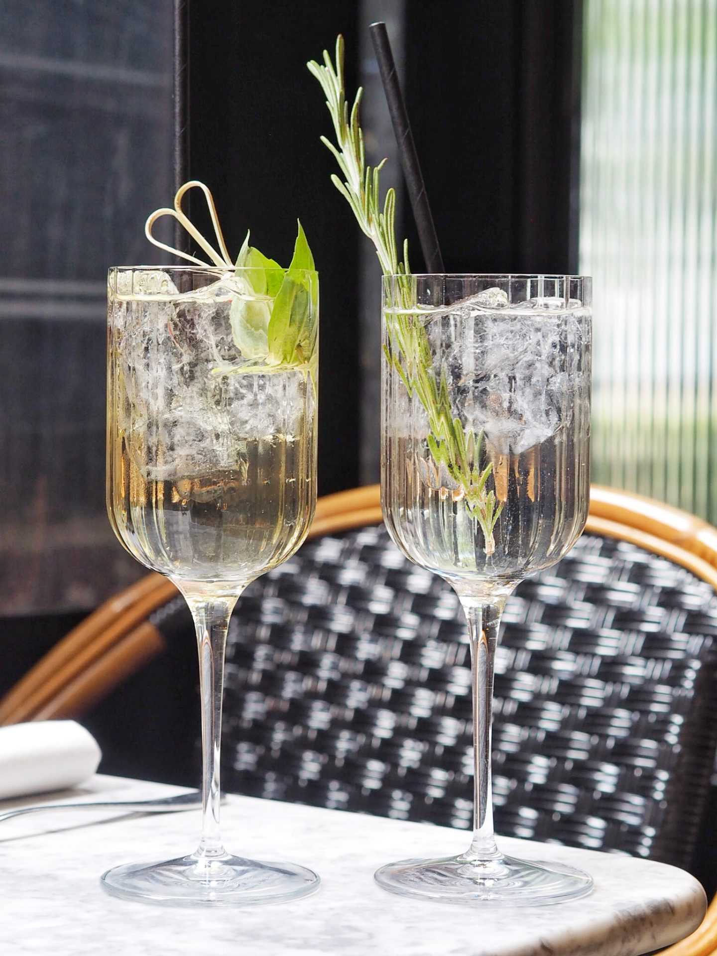 Drinks in collaboration with Ramsbury Gin & Vodka