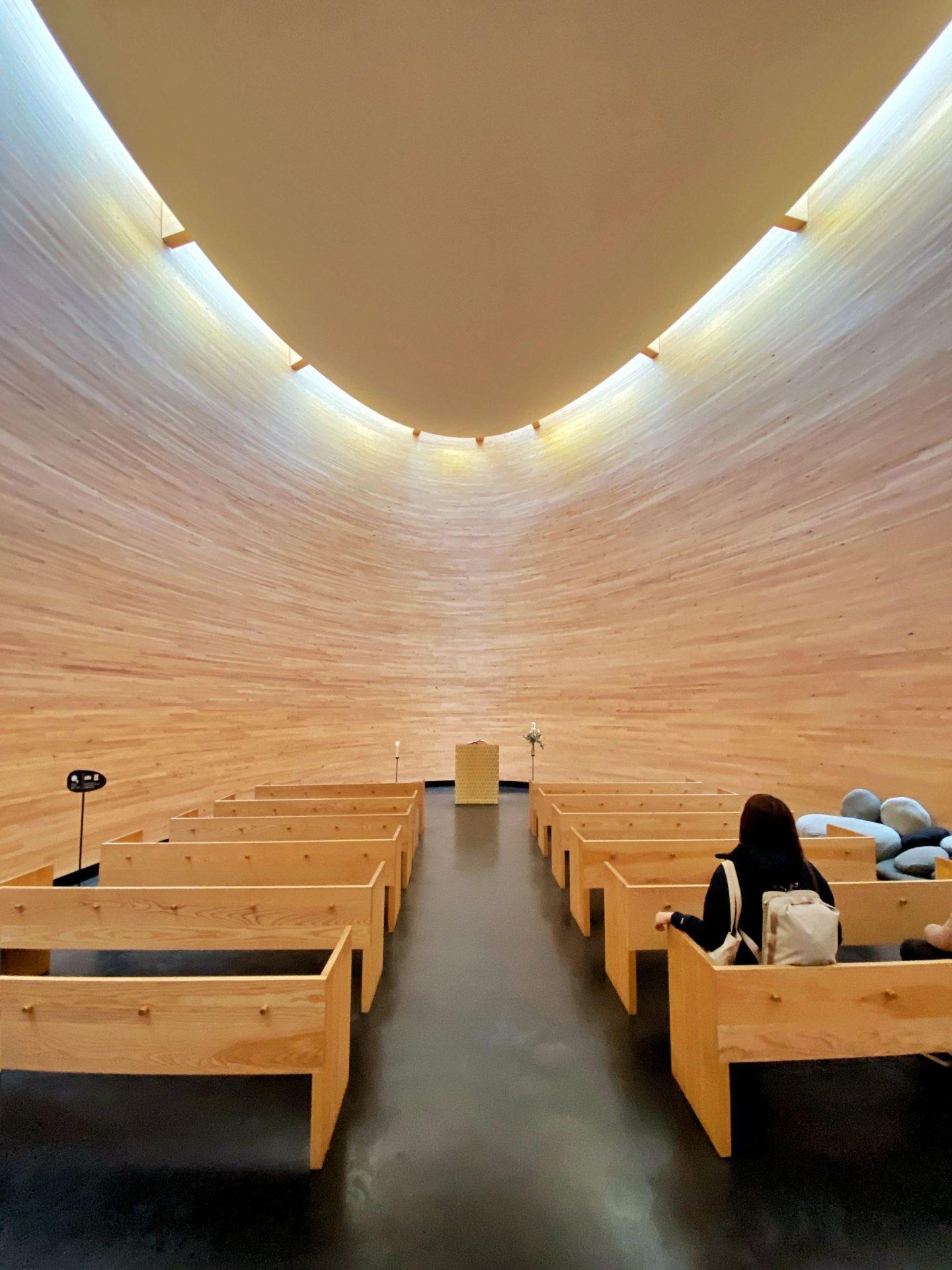 Chapel of Silence, Helsinki