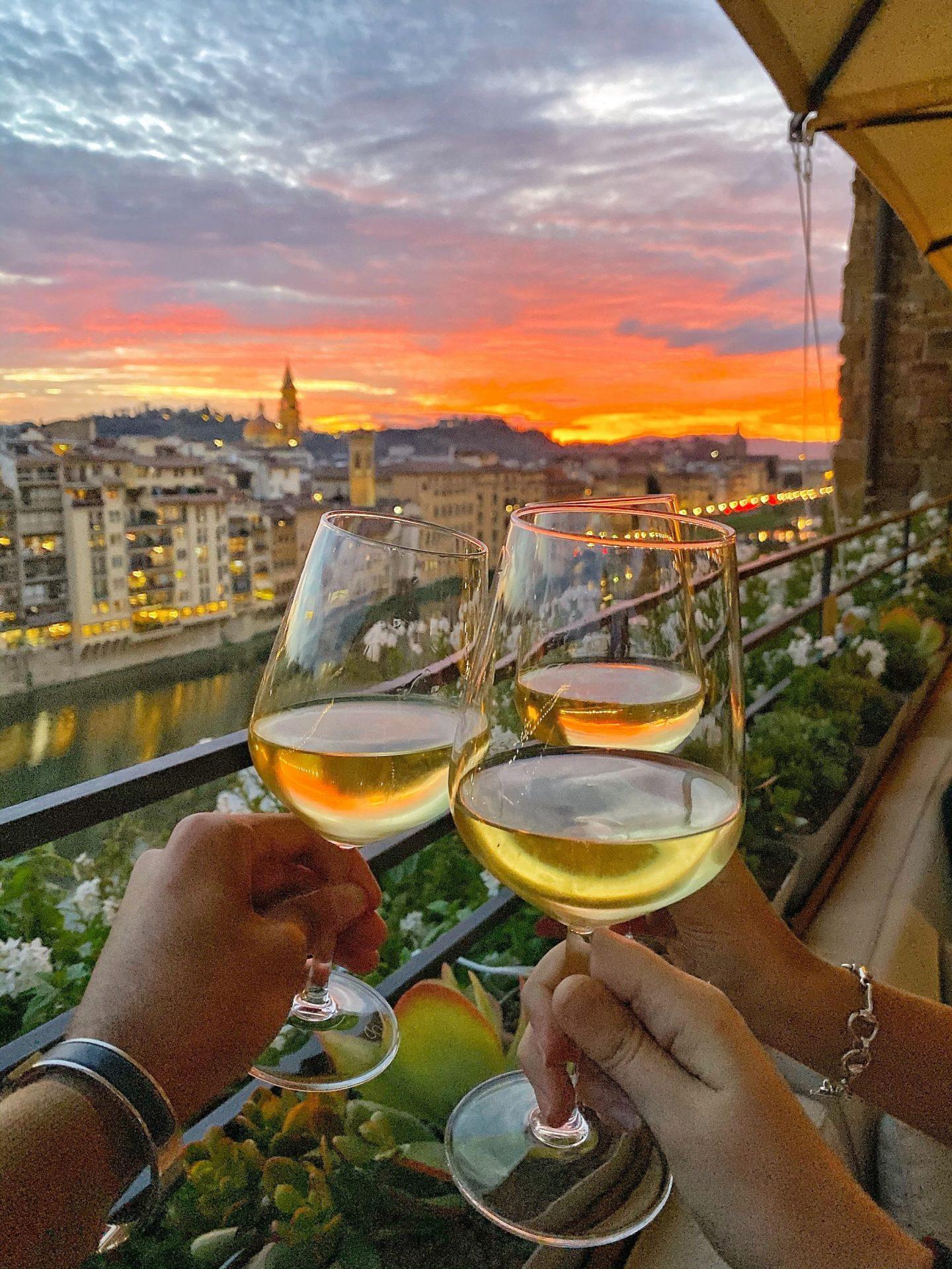 Le Terrazza at Hotel Continenta