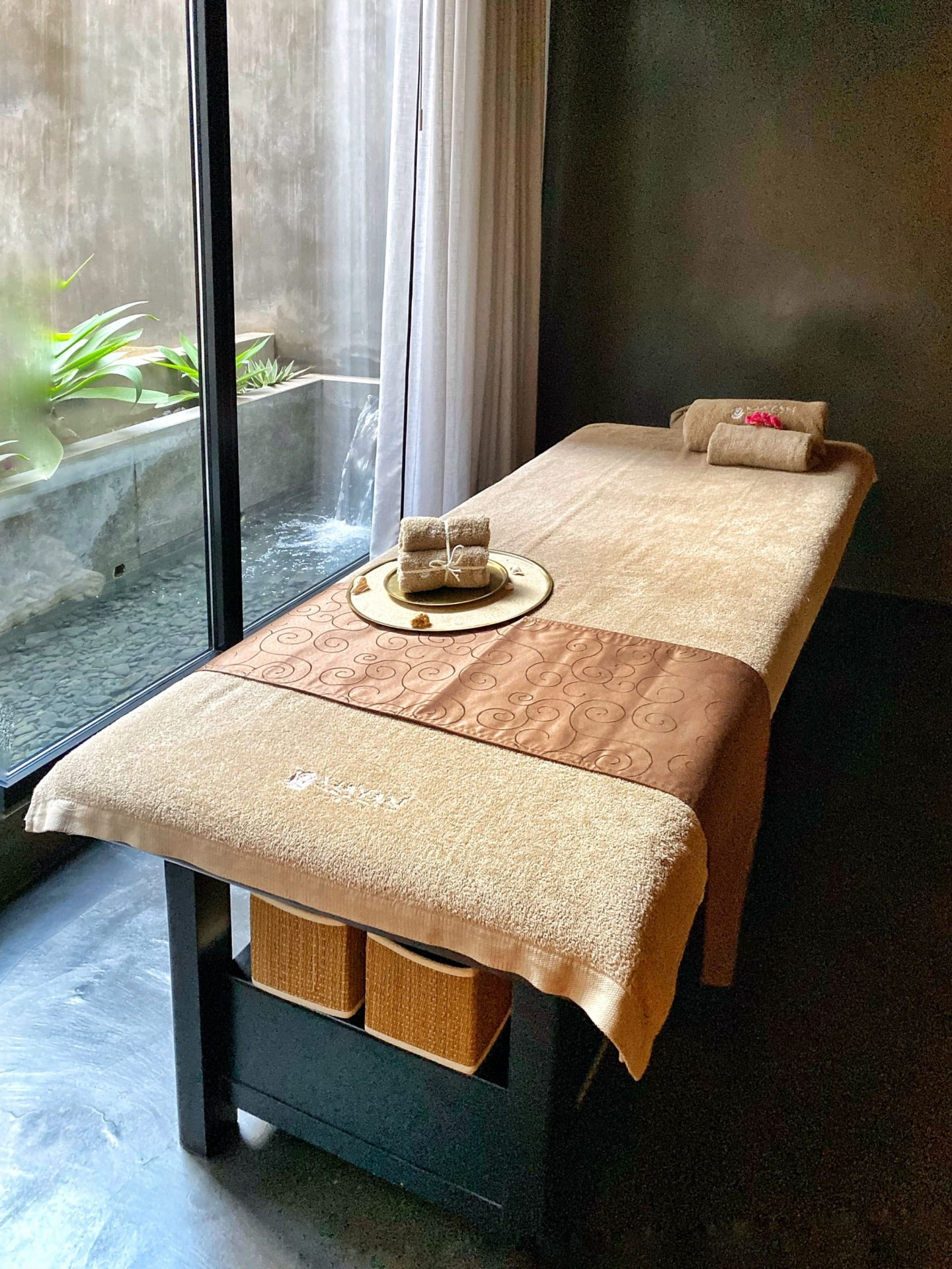 Therapy room - Mayan Secret Spa, Barcelona