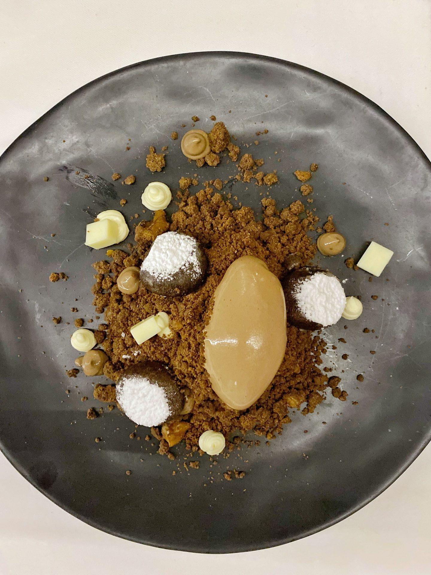 La Terraza del Claris - dessert