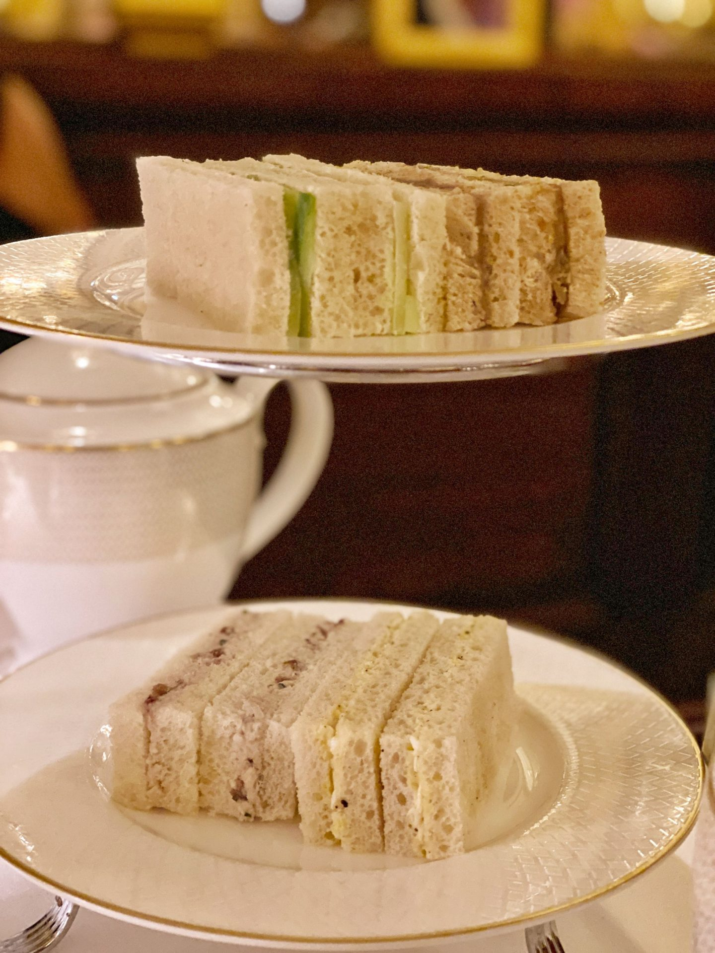 Festive Sandwiches - Afternoon Tea