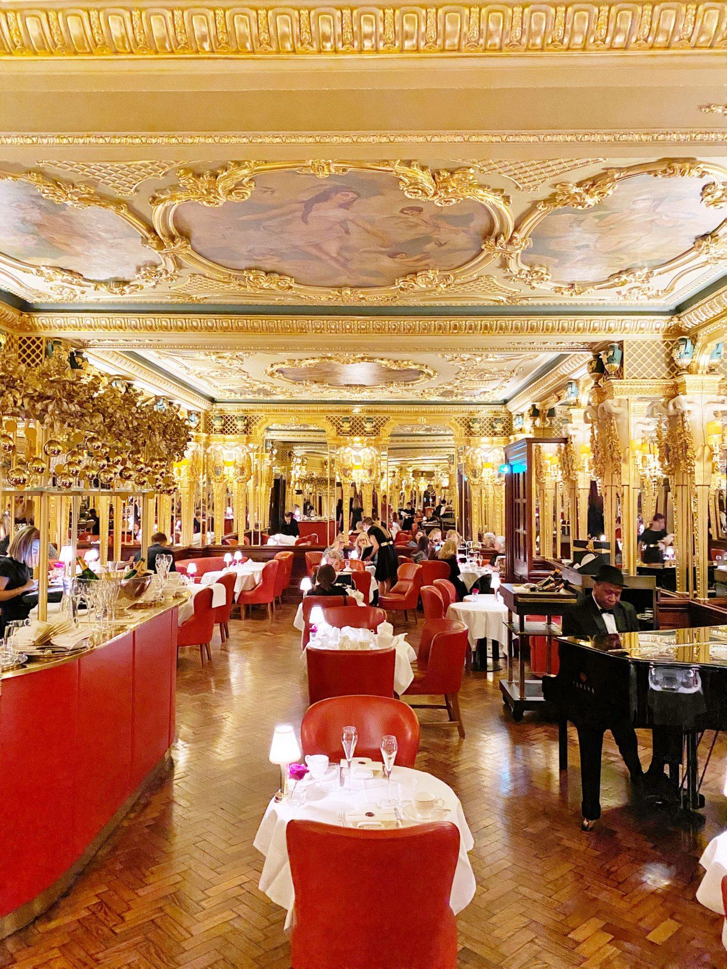 Oscar Wilde Lounge - Hotel Cafe Royal