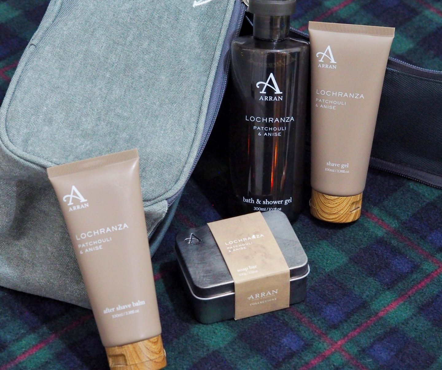 Arran Lochranza Wash Bag