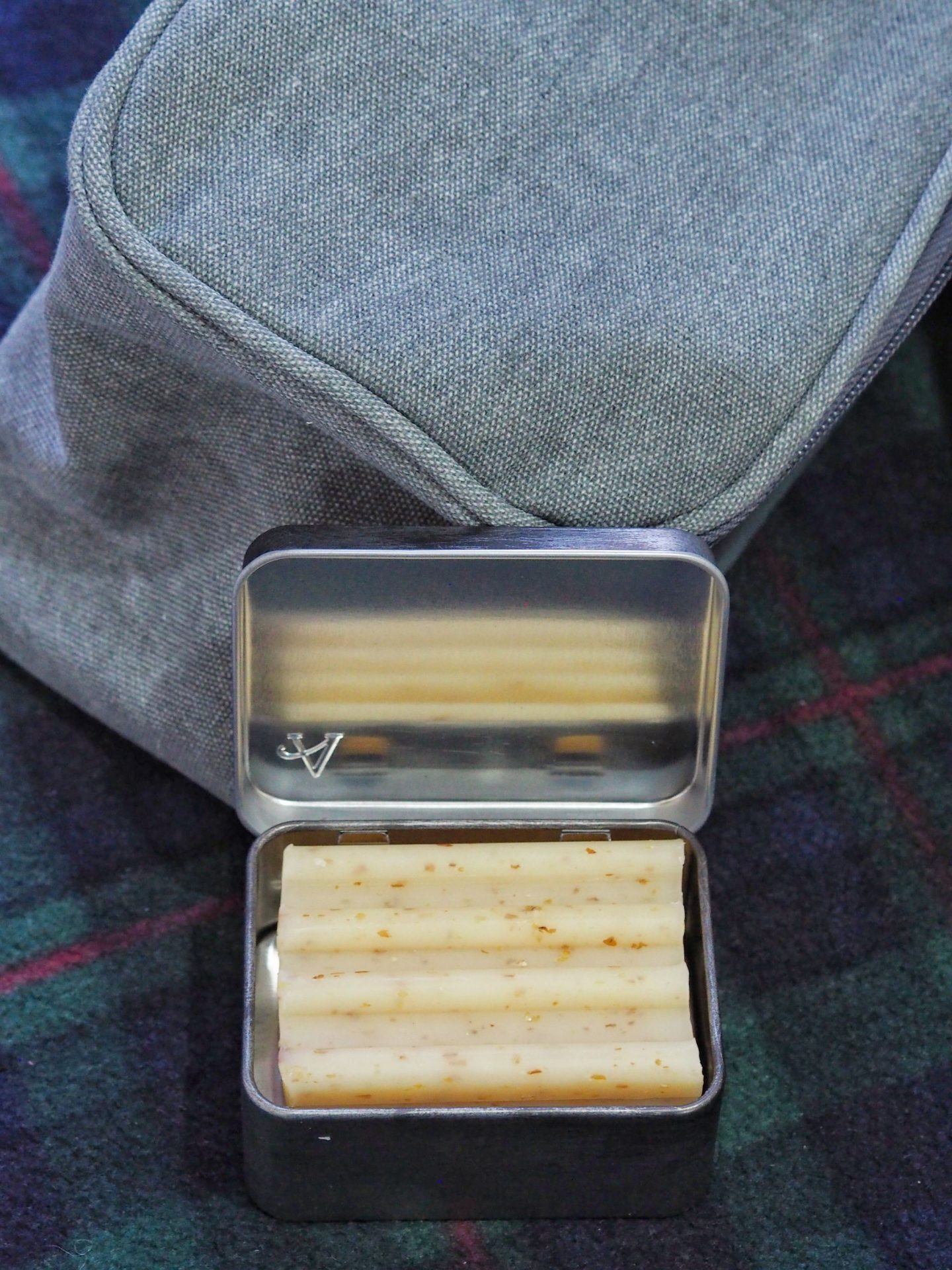 Lochranza Tinned Soap