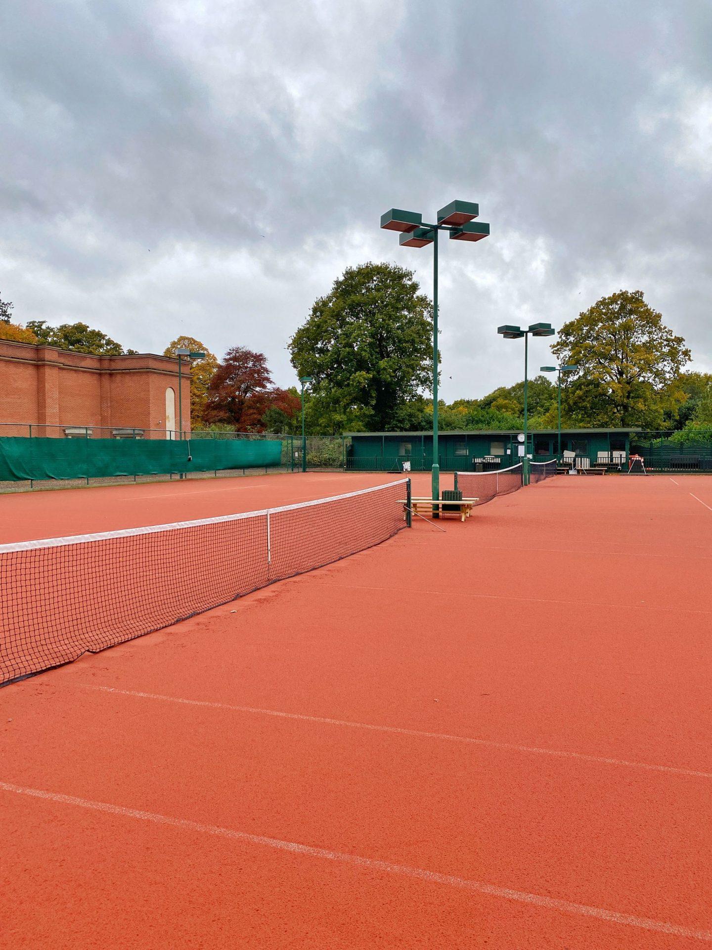 Stoke Park Tennis Courts