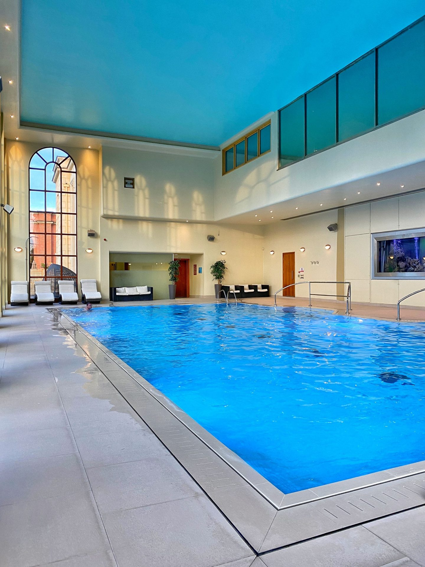 Stoke Park Indoor Pool