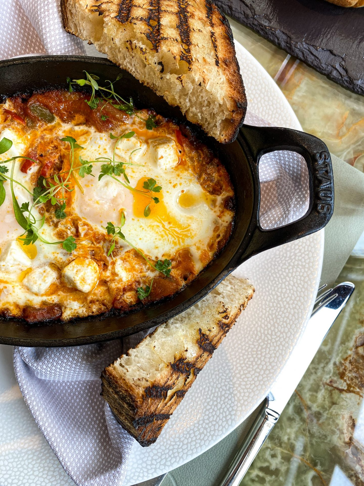 Shakshuka - Four Seasons Park Lane