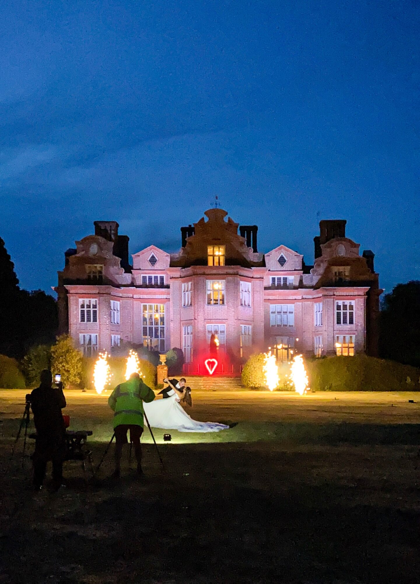 Broome Park Hotel photoshoot