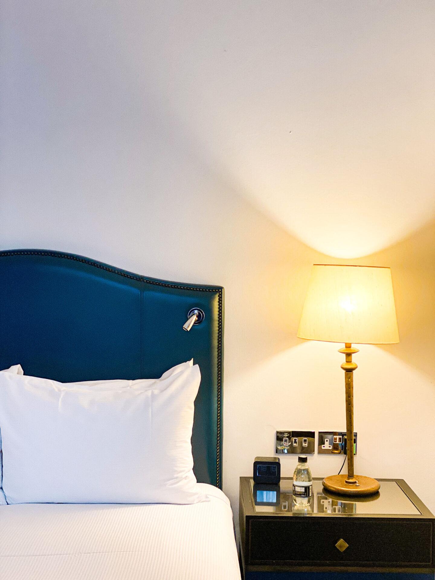 Waldorf Hilton bedrooms