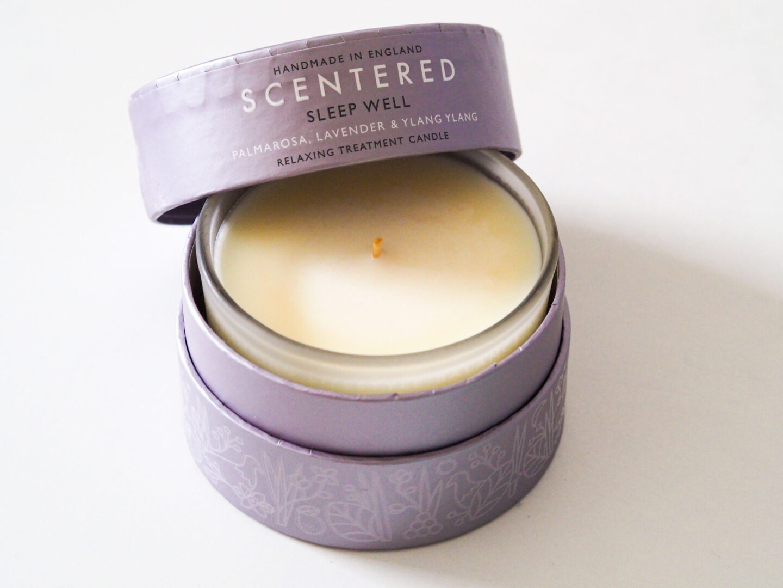 Scentered Sleep Well Candle